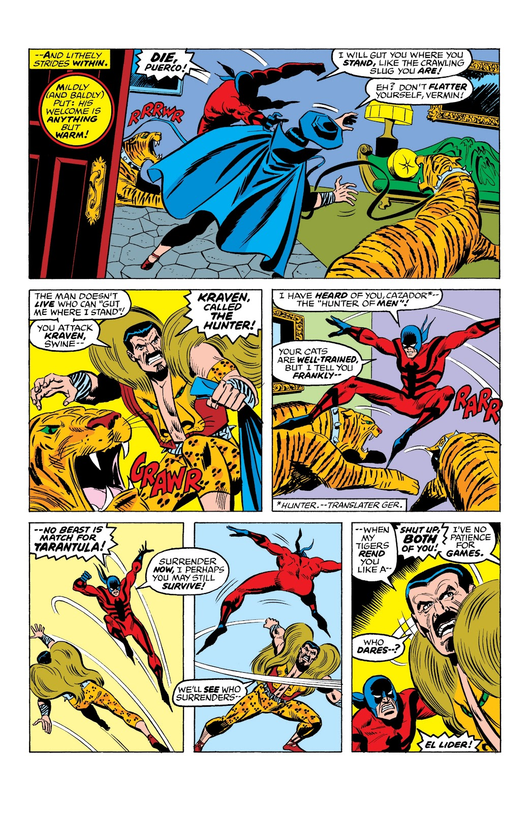 Read online Marvel Masterworks: The Spectacular Spider-Man comic -  Issue # TPB (Part 1) - 30