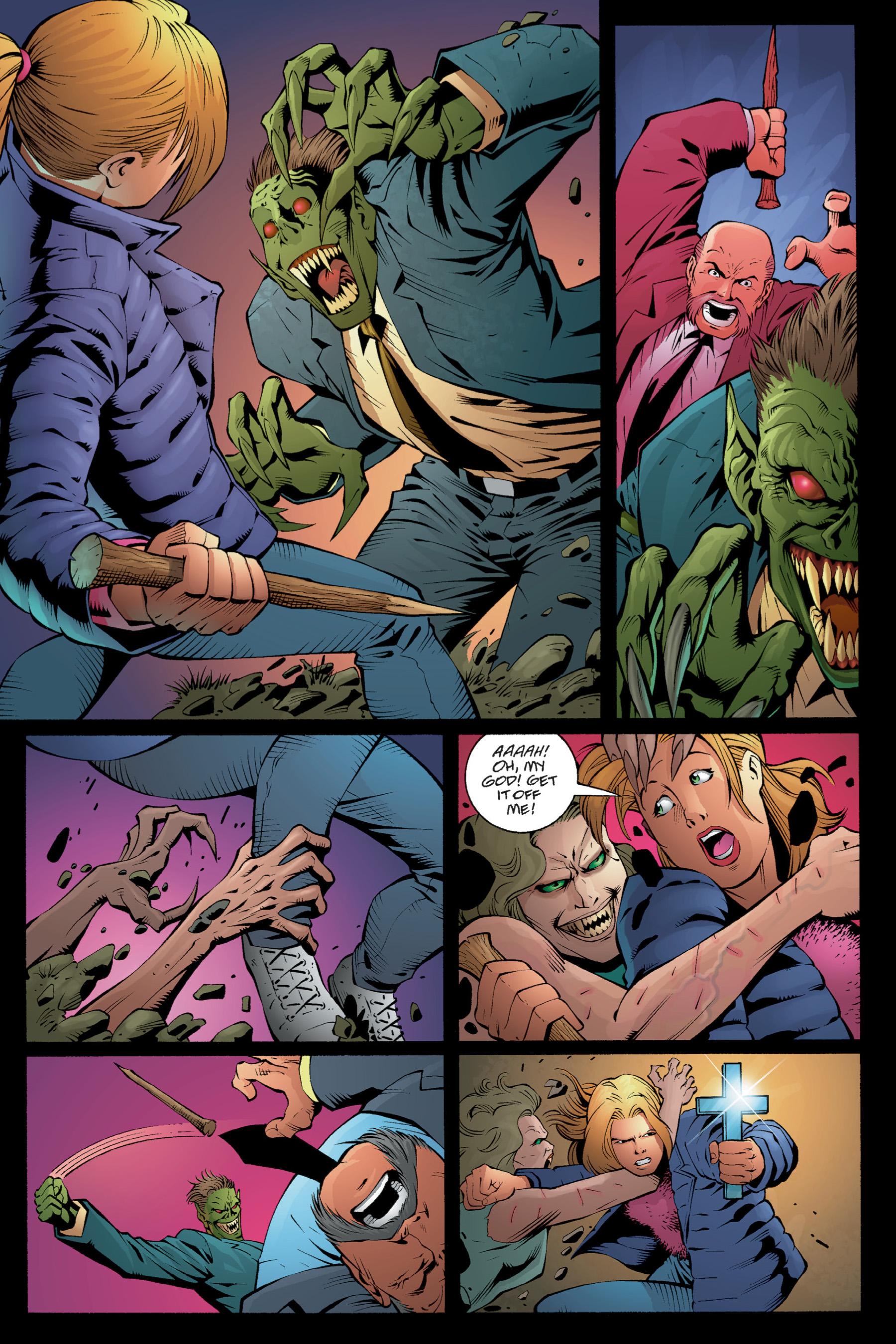 Read online Buffy the Vampire Slayer: Omnibus comic -  Issue # TPB 1 - 56
