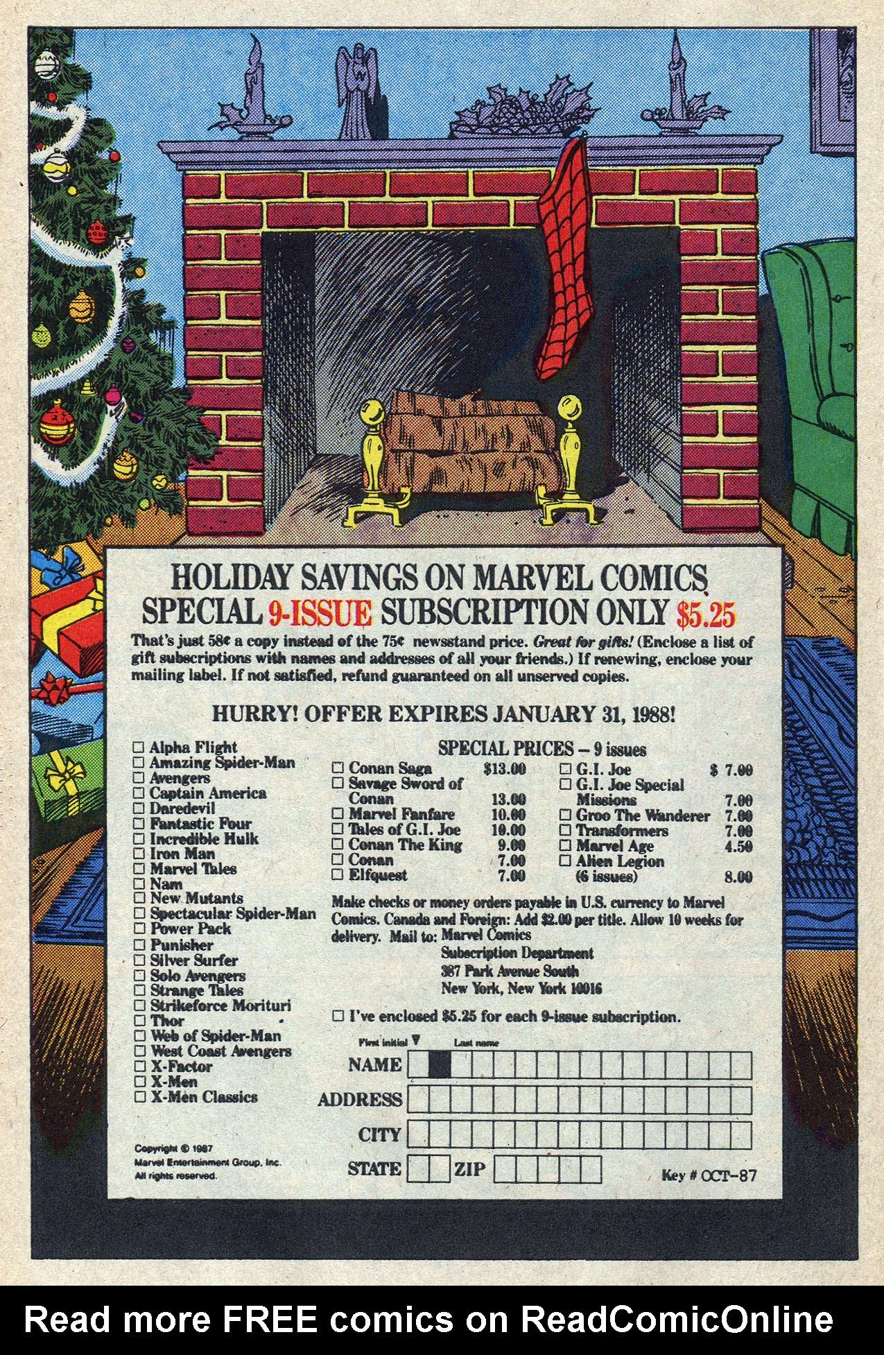 Read online Alpha Flight (1983) comic -  Issue #55 - 33