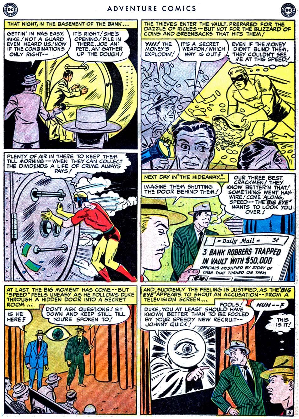 Read online Adventure Comics (1938) comic -  Issue #163 - 29