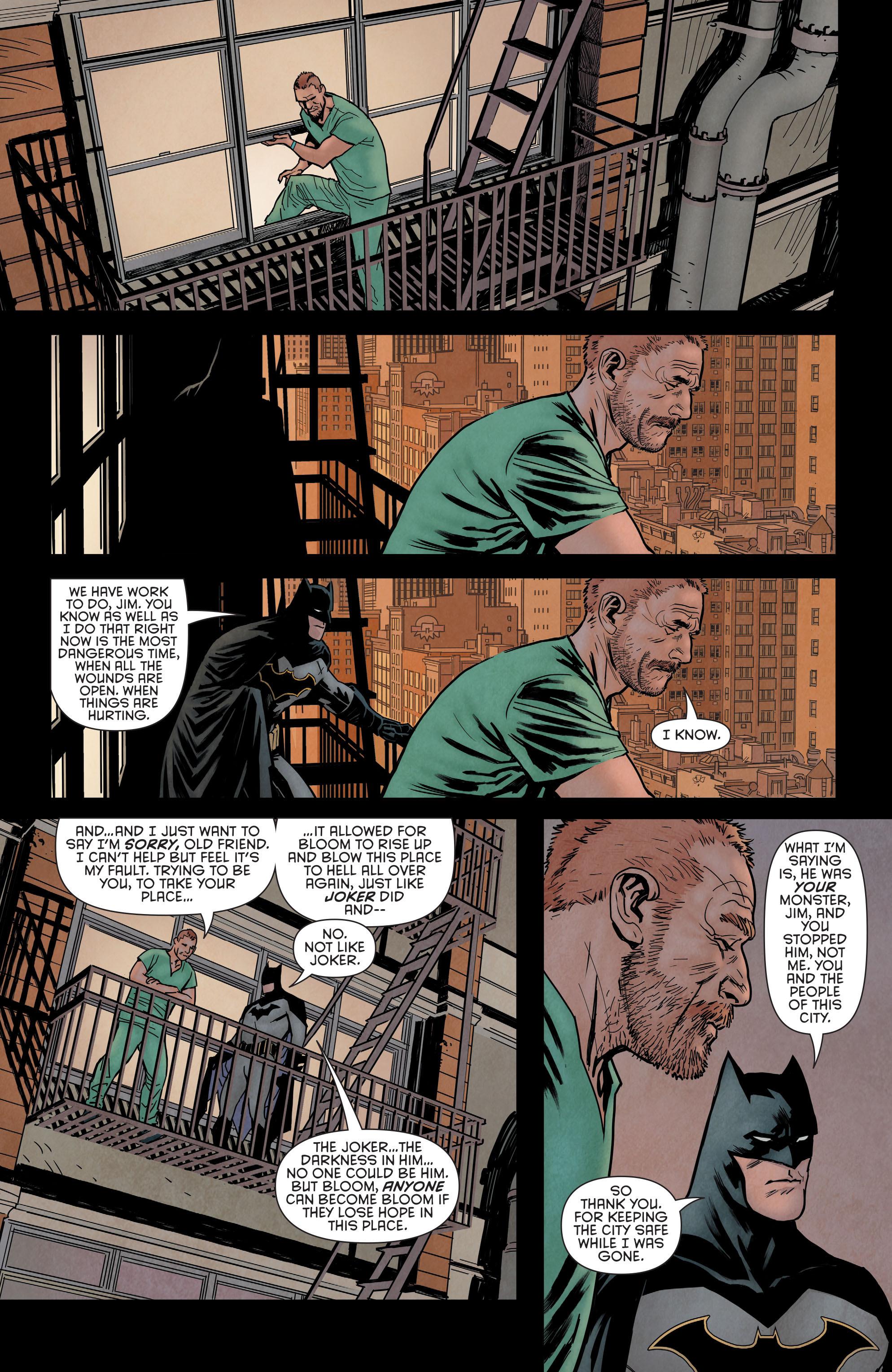 Read online Batman (2011) comic -  Issue # _TPB 9 - 136