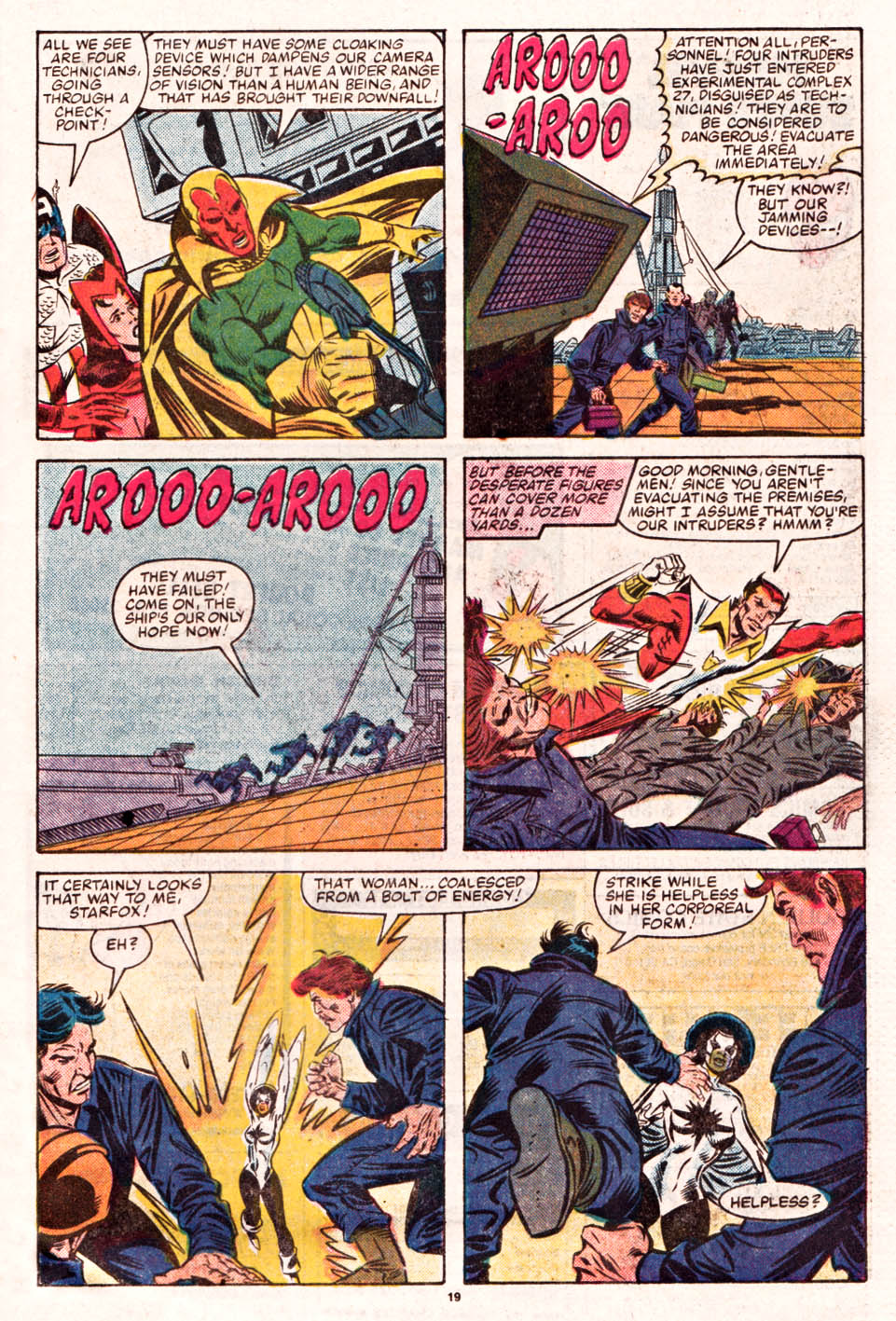 The Avengers (1963) 244 Page 19