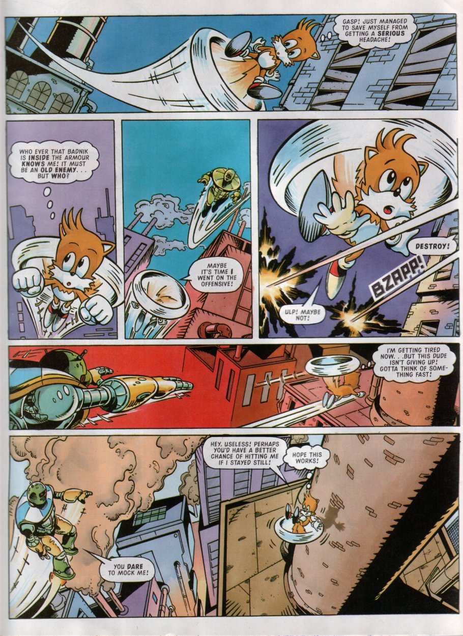 Read online Sonic the Comic comic -  Issue #83 - 21