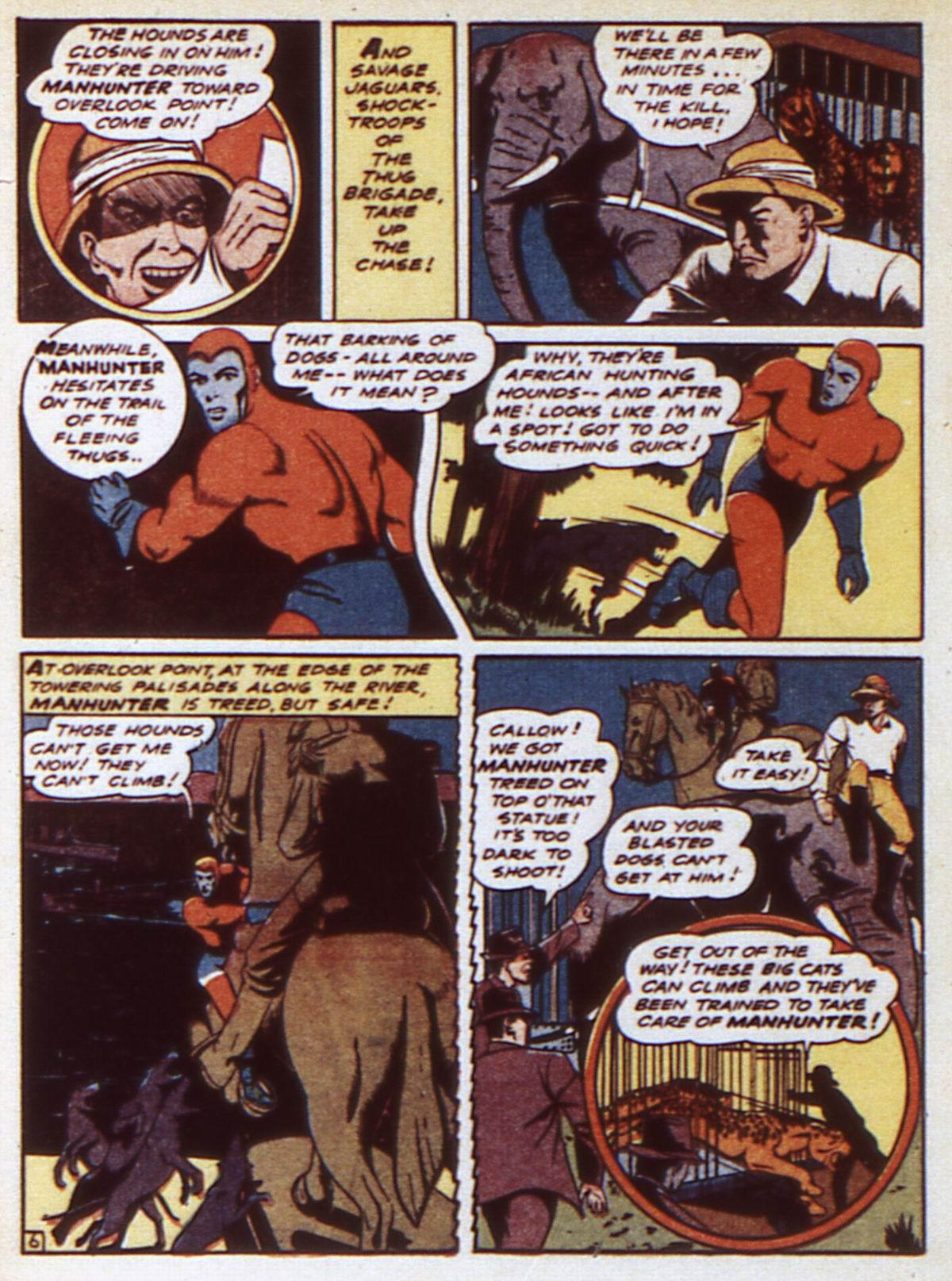 Read online Adventure Comics (1938) comic -  Issue #84 - 52