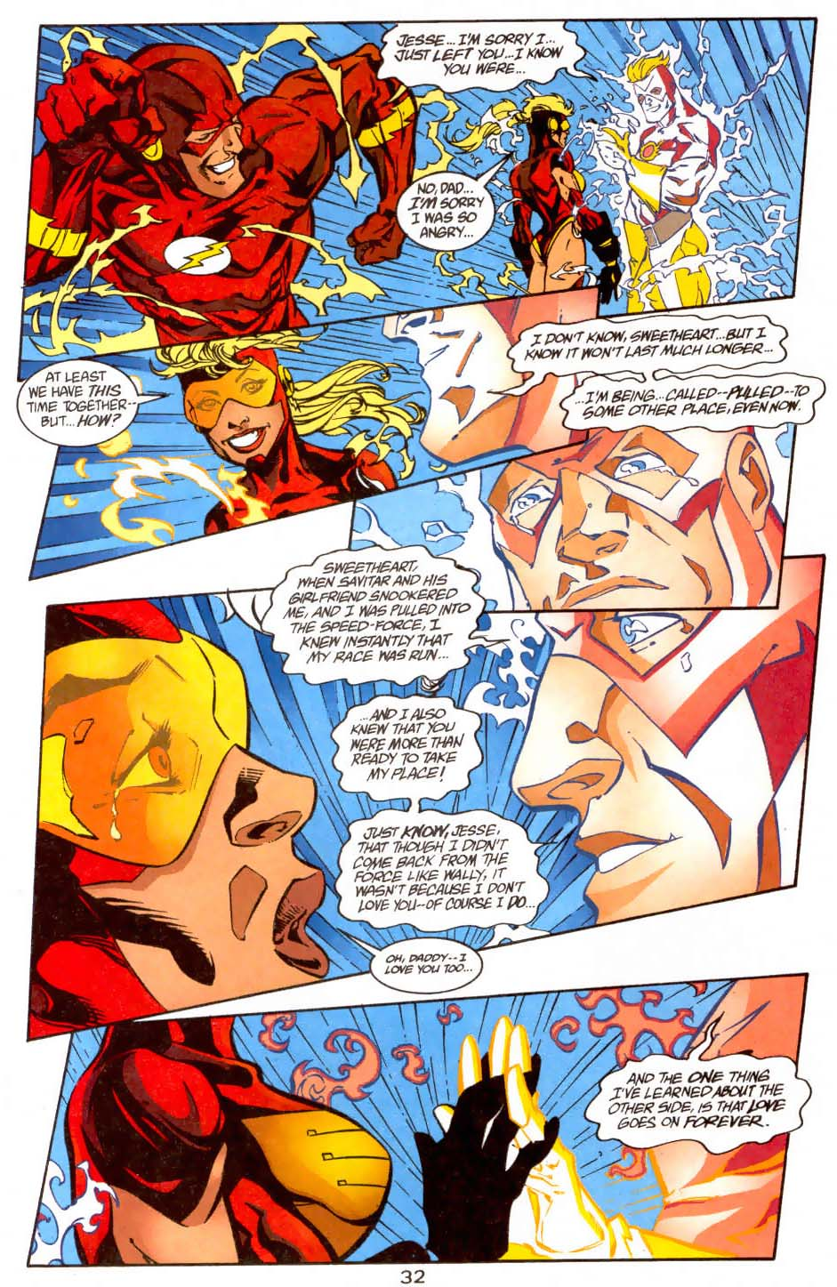 Read online The Flash (1987) comic -  Issue # _Annual 11 - 33