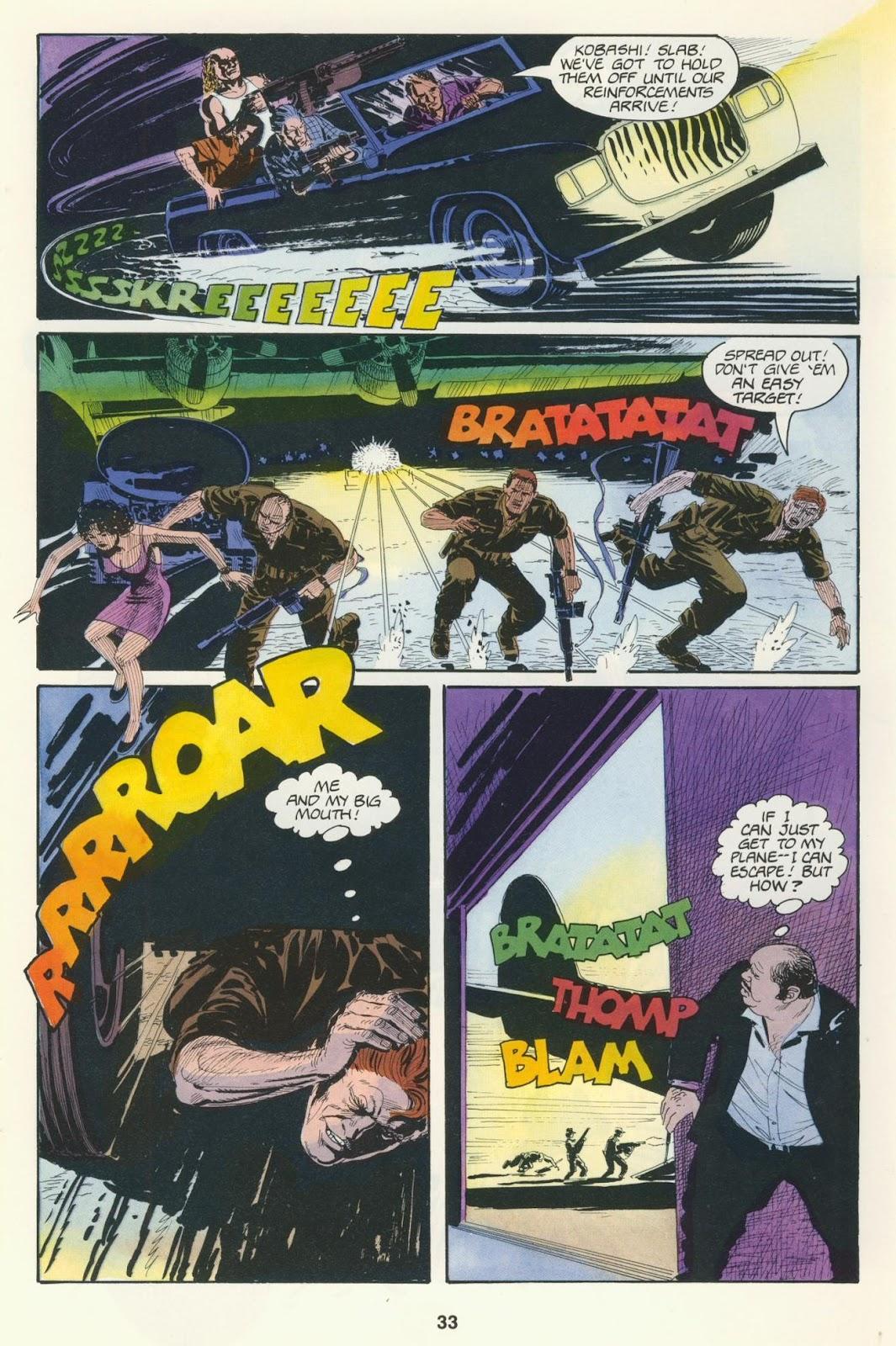 Warhawks issue 4 - Page 35