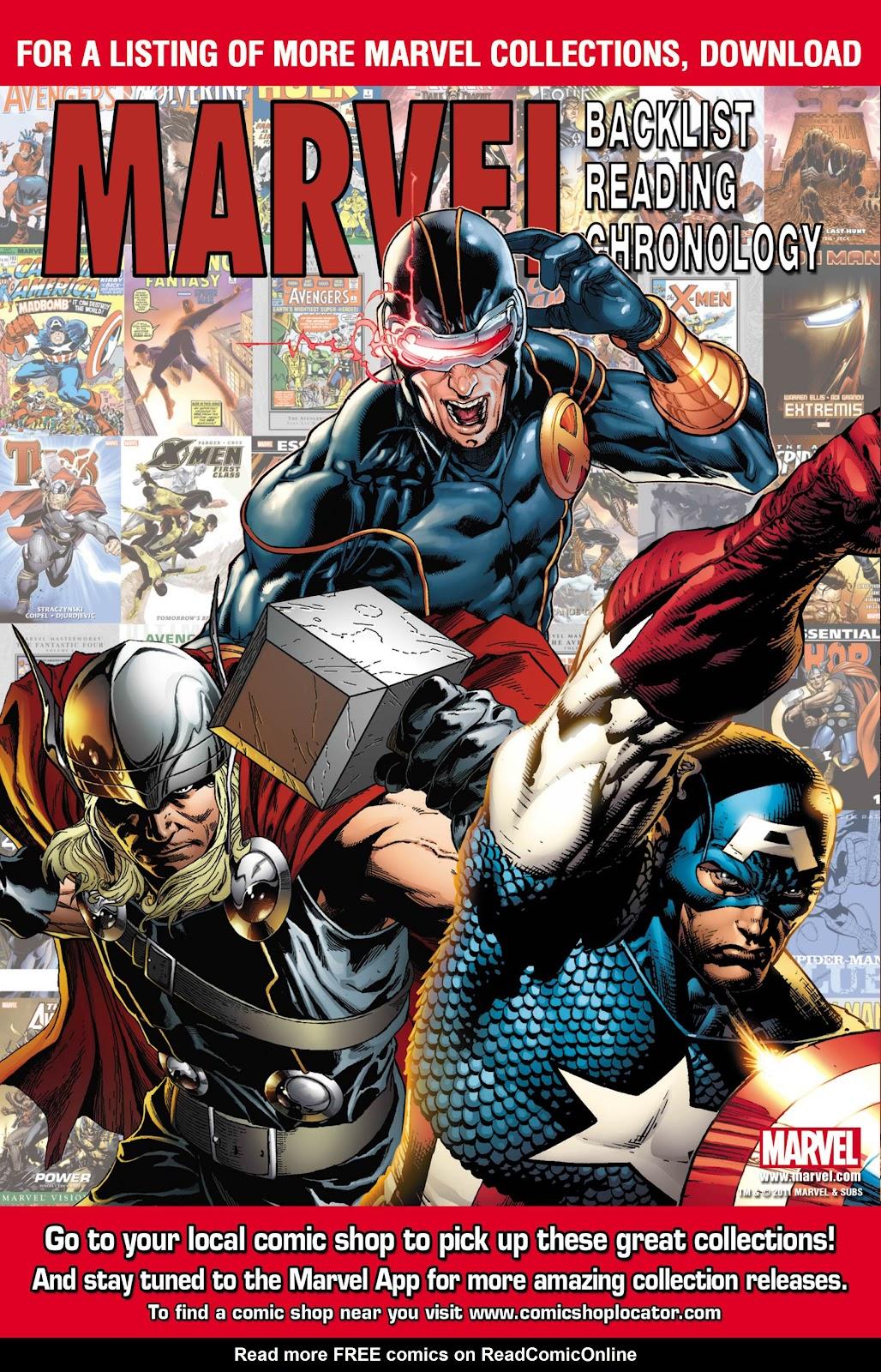 Read online Avengers: Citizen Kang comic -  Issue # TPB (Part 2) - 123