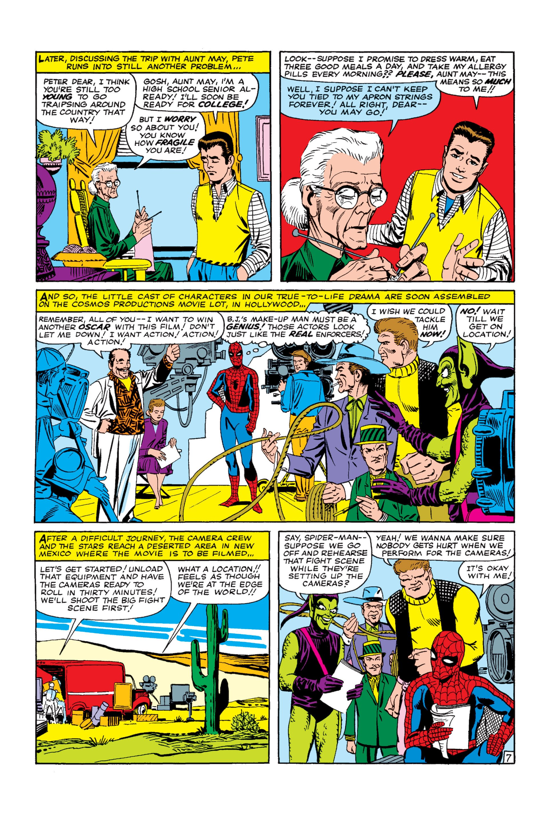 The Amazing Spider-Man (1963) 14 Page 7