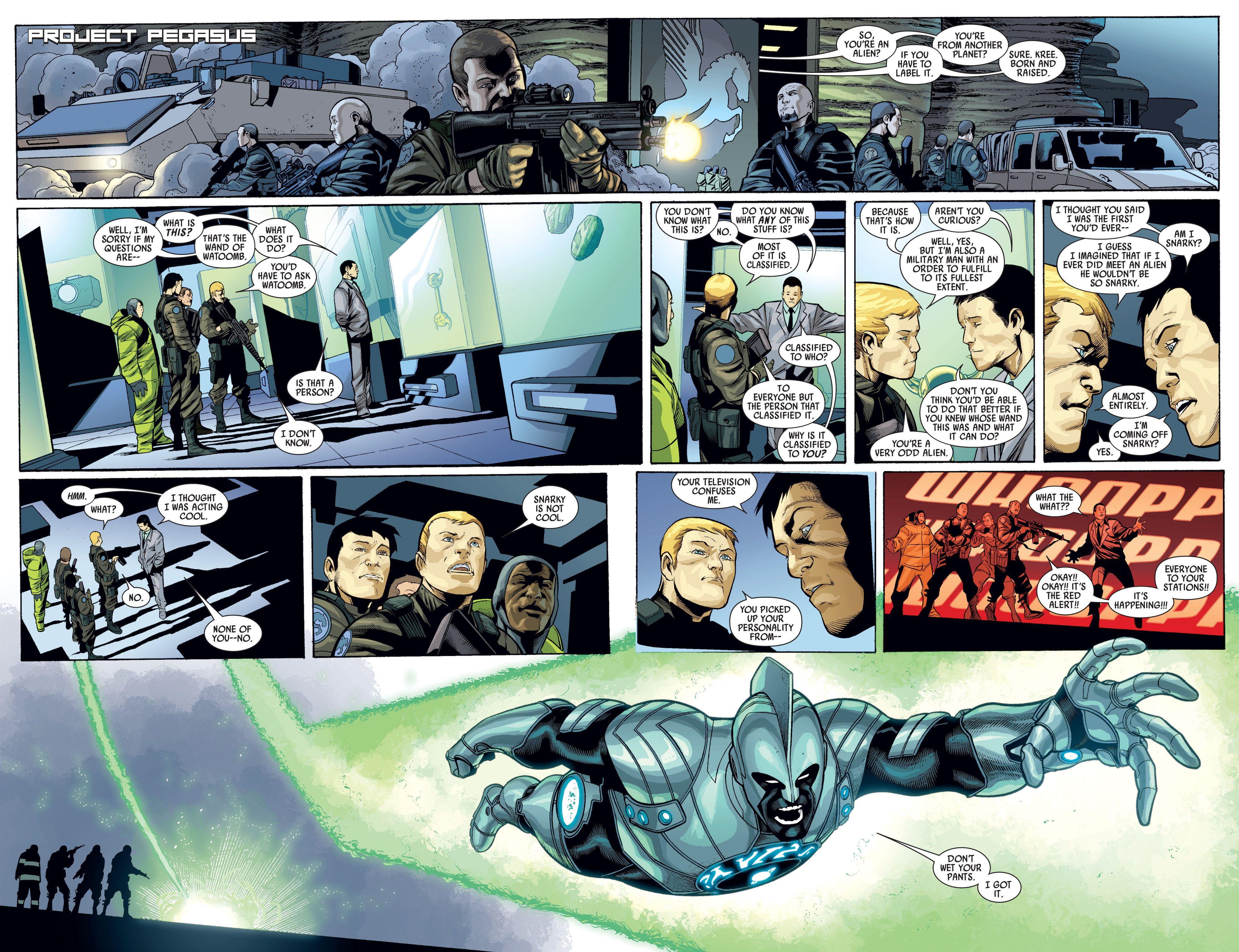 Read online Ultimate Comics Doomsday comic -  Issue # Full - 102