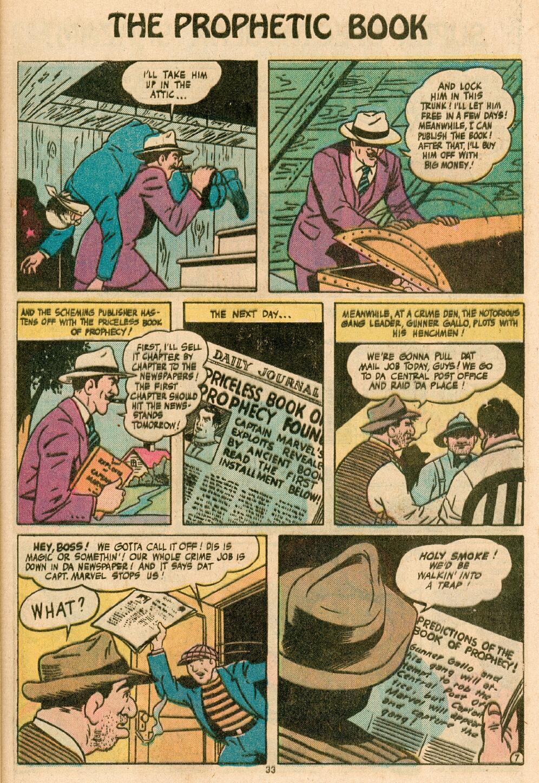 Read online Shazam! (1973) comic -  Issue #14 - 29