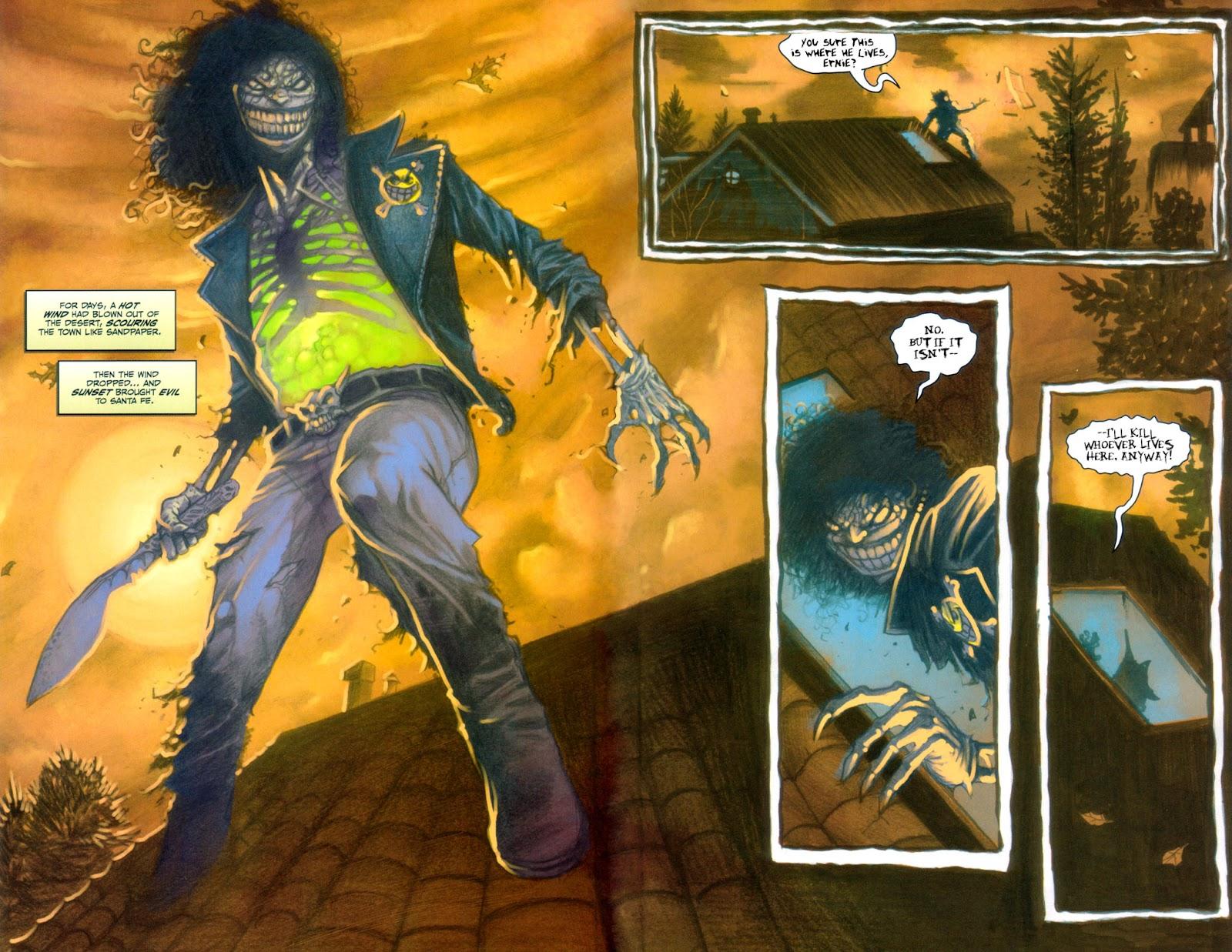 Read online Evil Ernie in Santa Fe comic -  Issue #1 - 4