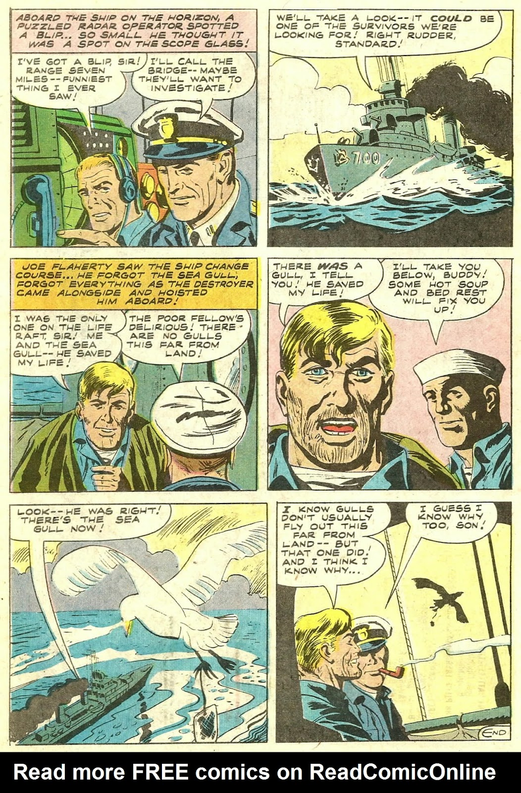 Read online Fightin' Navy comic -  Issue #130 - 32