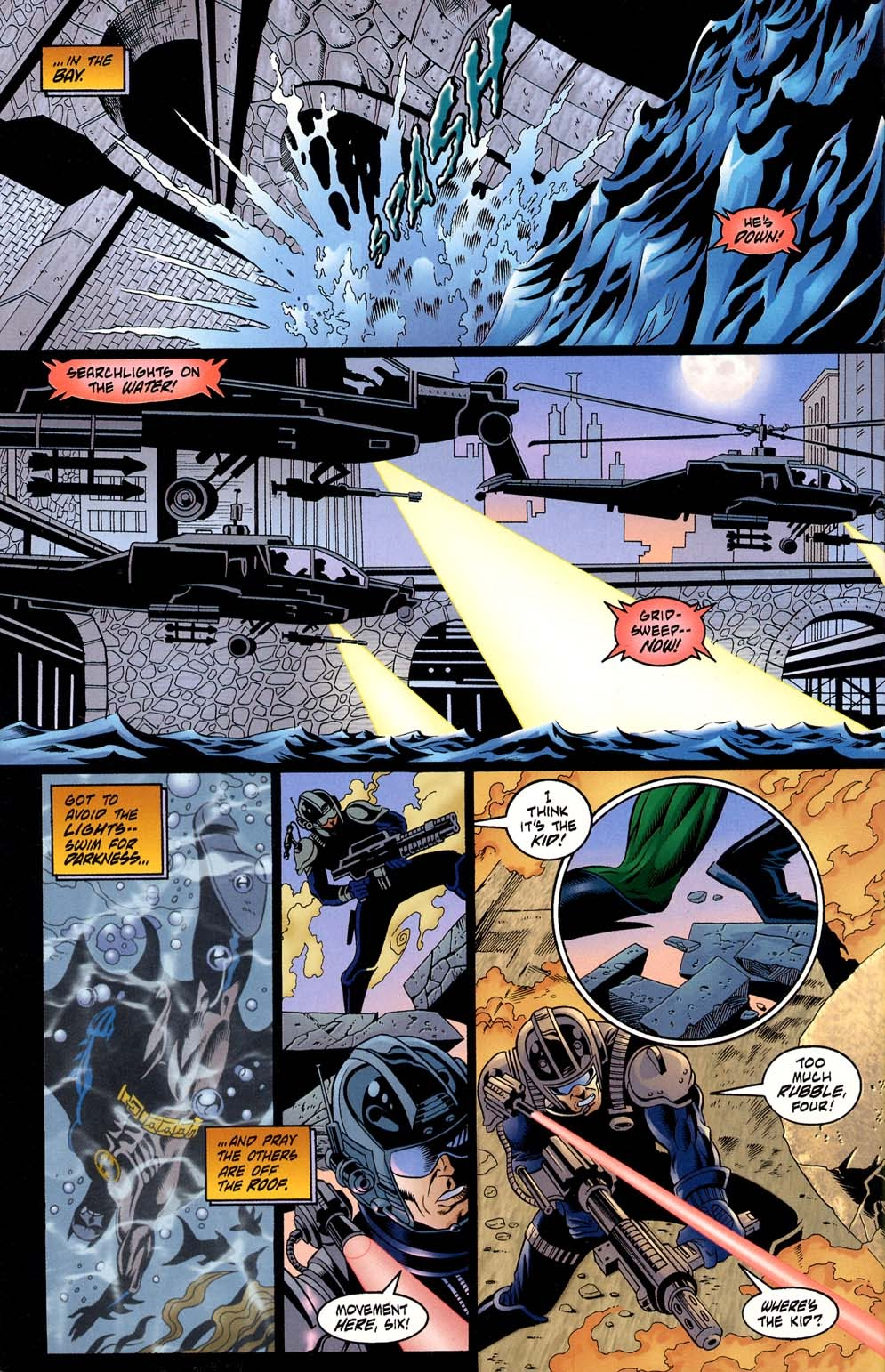Batman: Outlaws issue 2 - Page 27