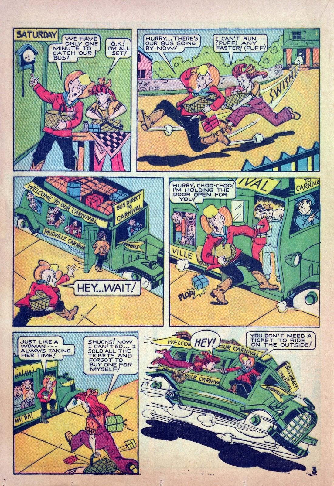 Read online Joker Comics comic -  Issue #14 - 42