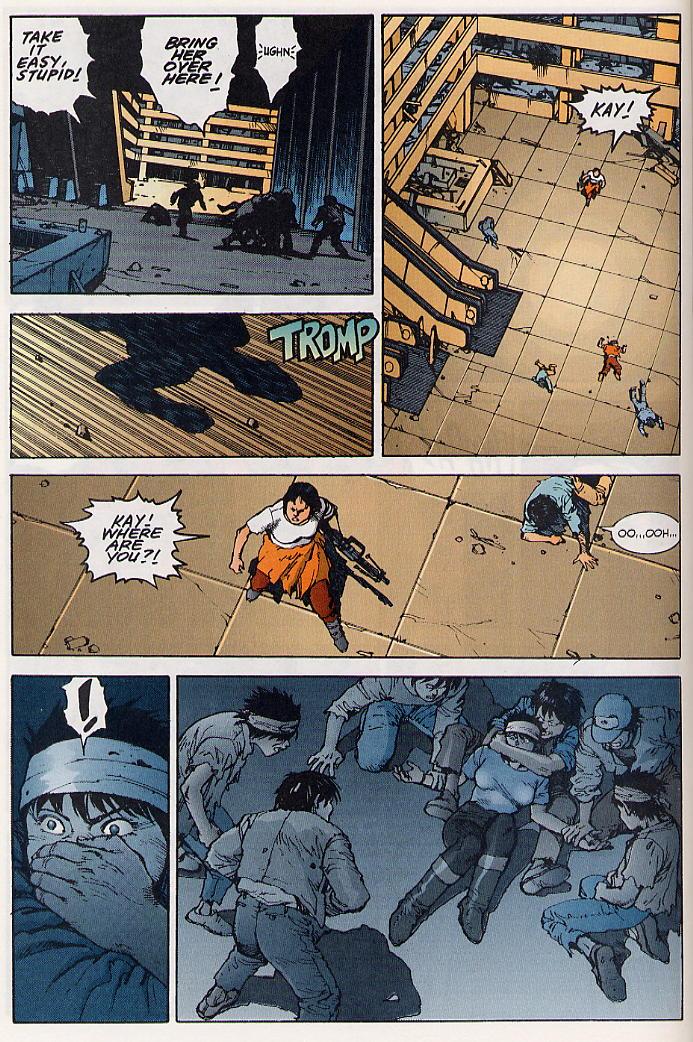 Read online Akira comic -  Issue #19 - 37
