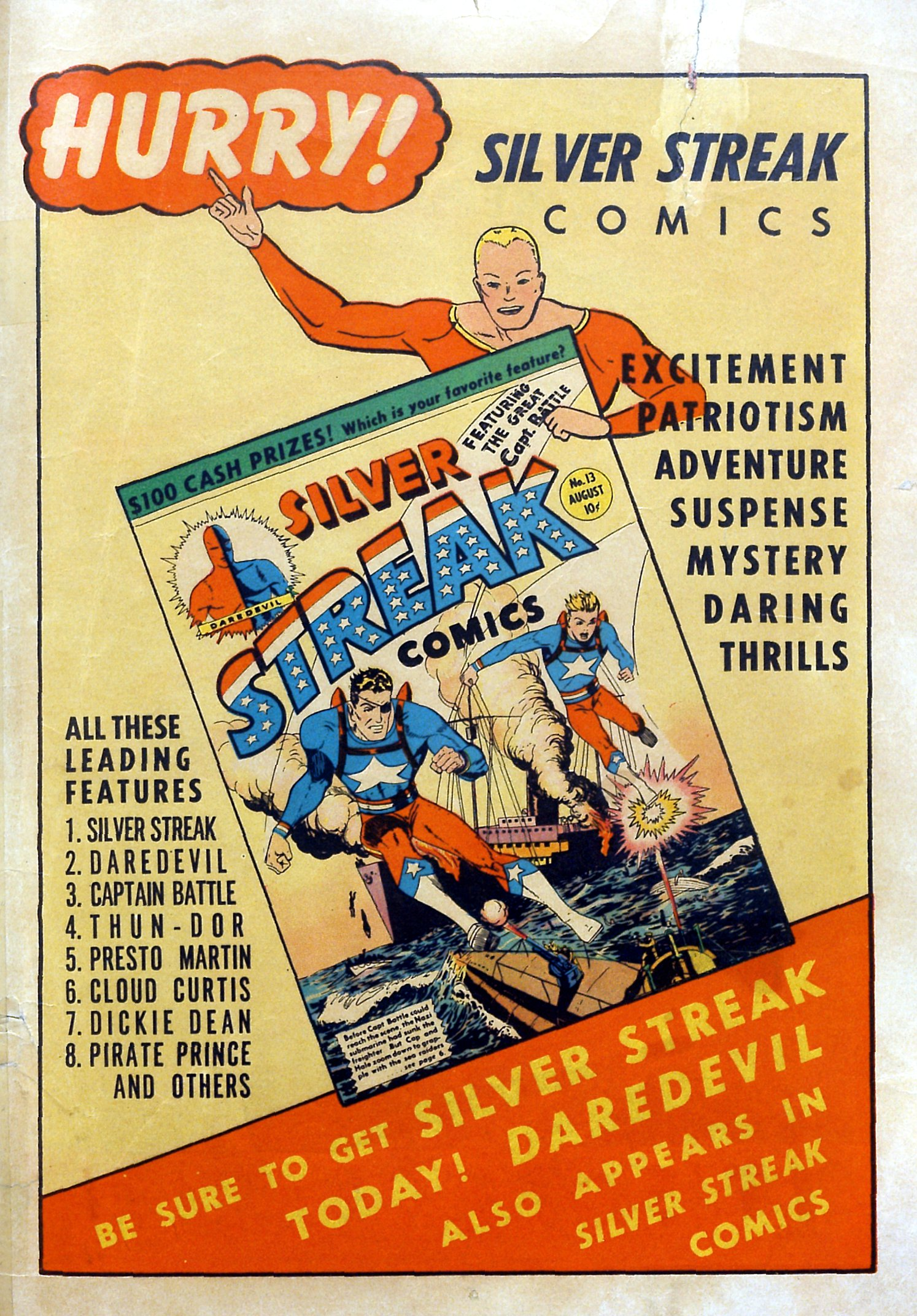 Daredevil (1941) issue 3 - Page 67