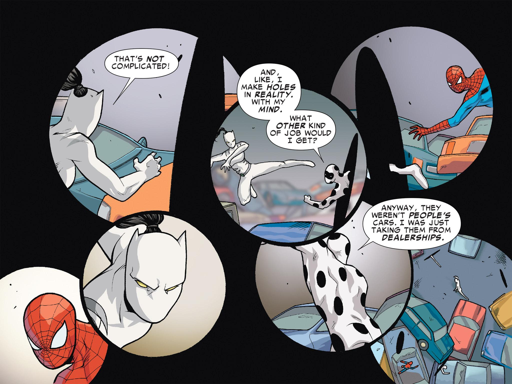 Read online Ultimate Spider-Man (Infinite Comics) (2016) comic -  Issue #6 - 30