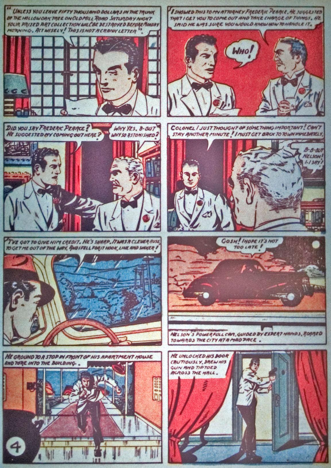 Read online Detective Comics (1937) comic -  Issue #31 - 45
