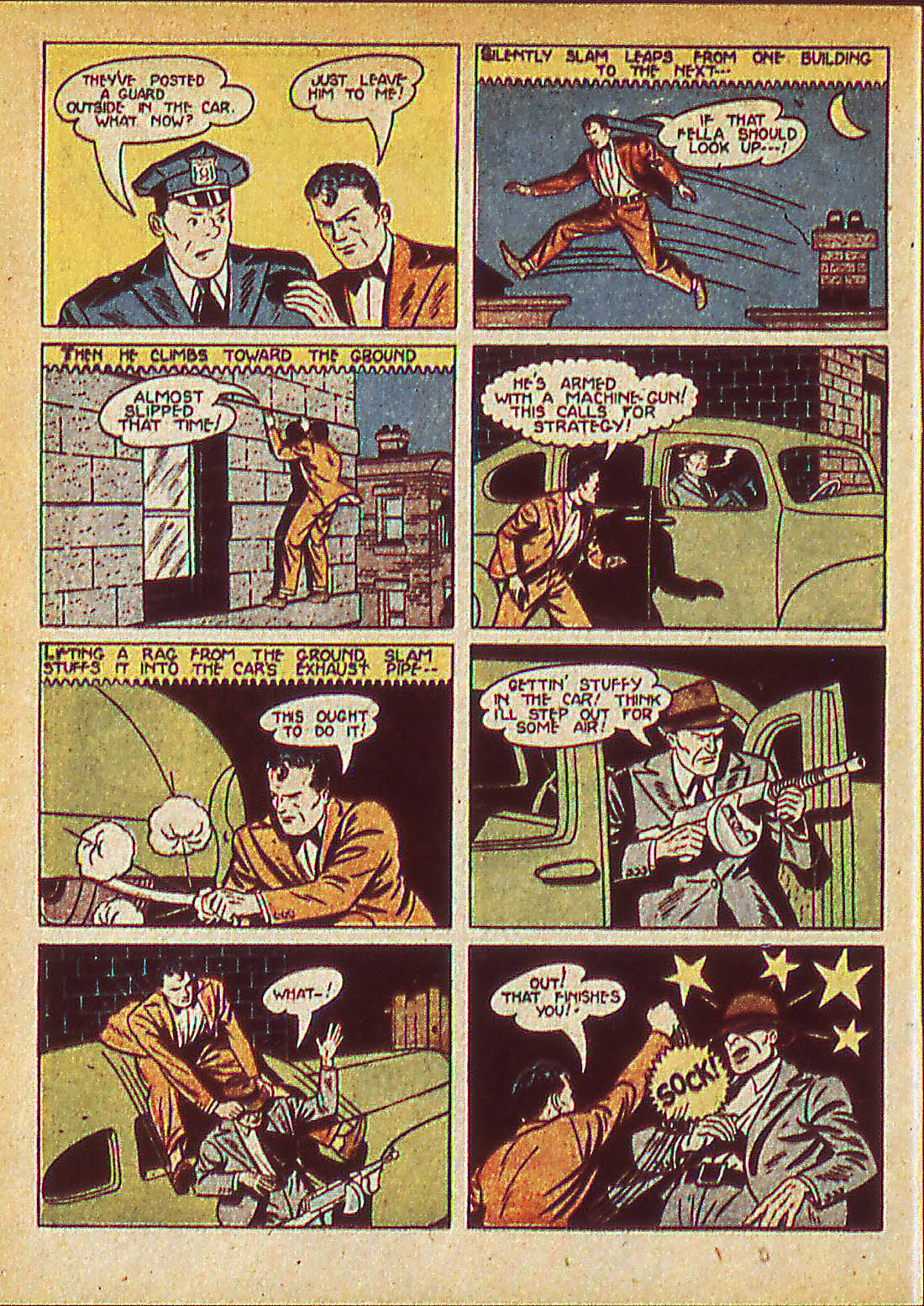 Read online Detective Comics (1937) comic -  Issue #42 - 62