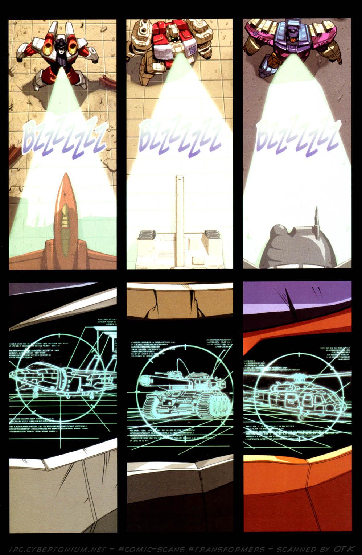 Read online Transformers Armada comic -  Issue #4 - 13