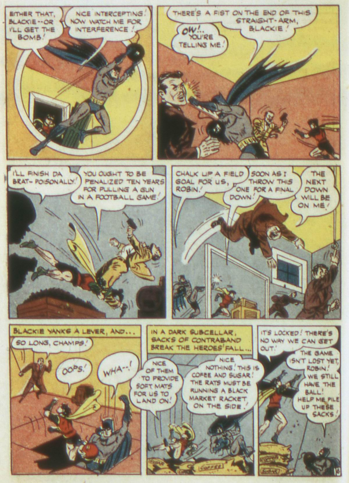 Read online Detective Comics (1937) comic -  Issue #82 - 8