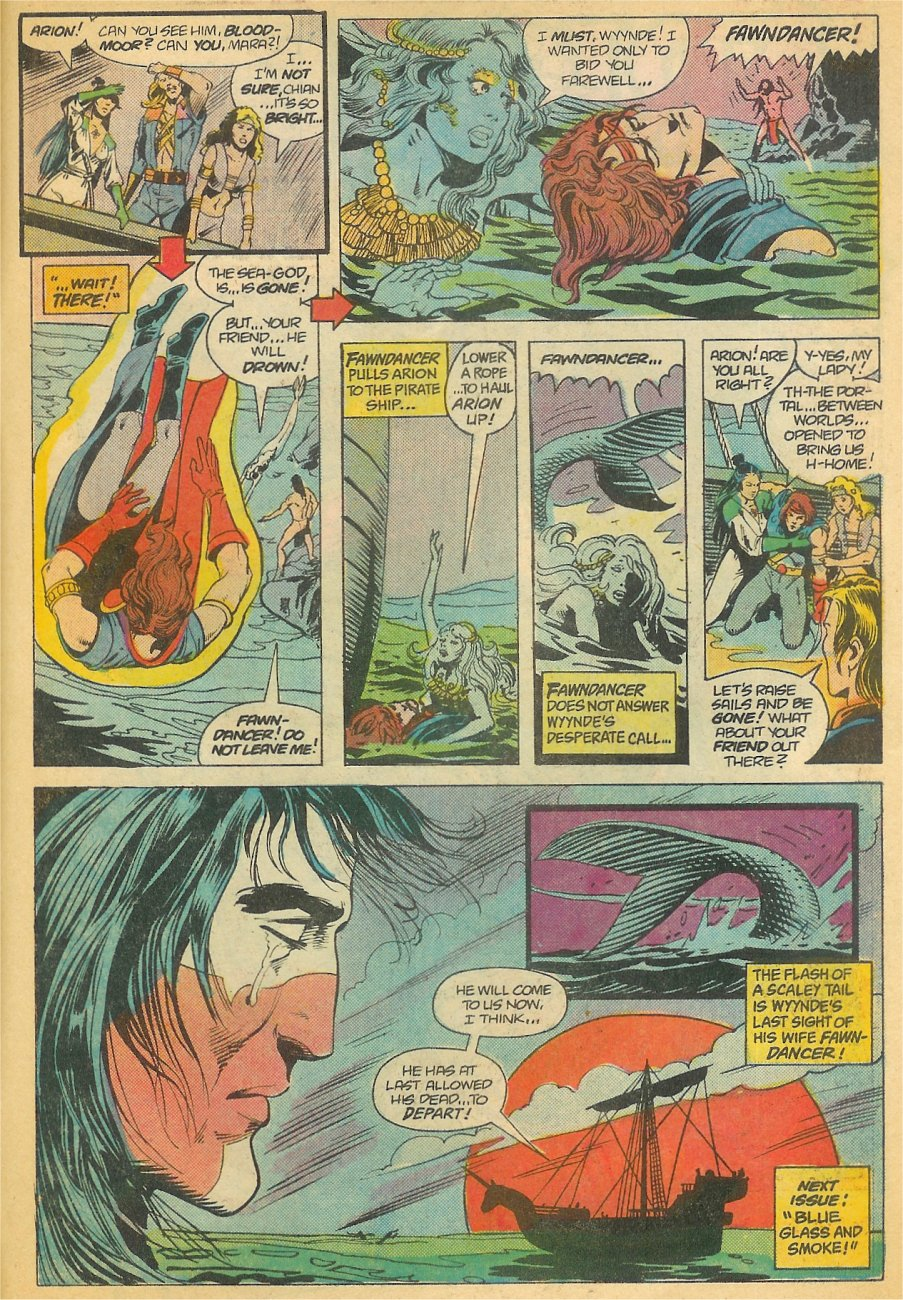 Read online Arion, Lord of Atlantis comic -  Issue #21 - 24