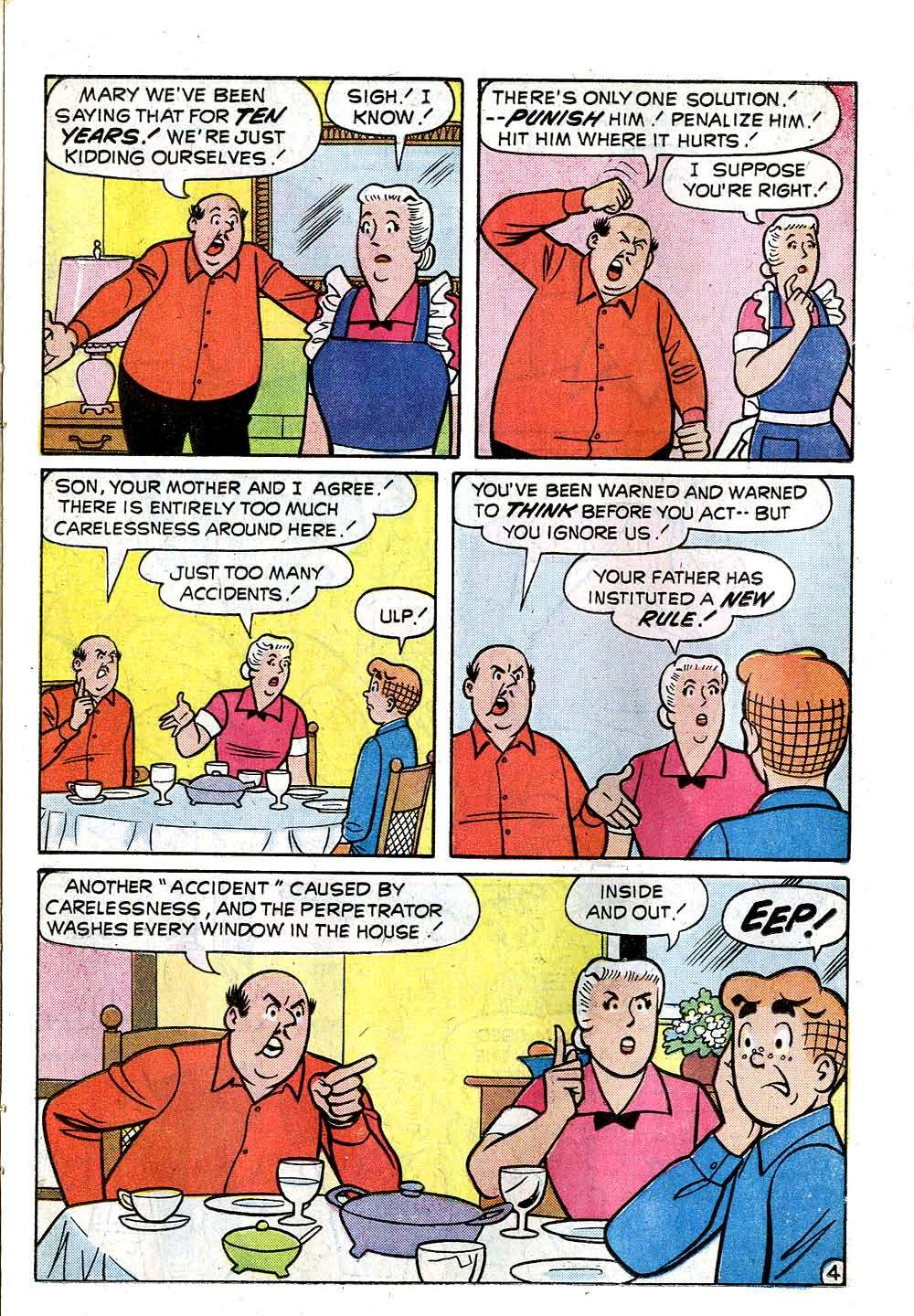 Read online Archie (1960) comic -  Issue #233 - 23