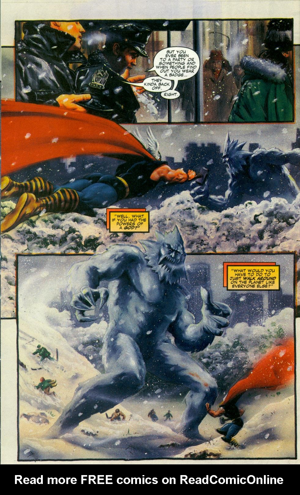Read online Code of Honor comic -  Issue #3 - 7