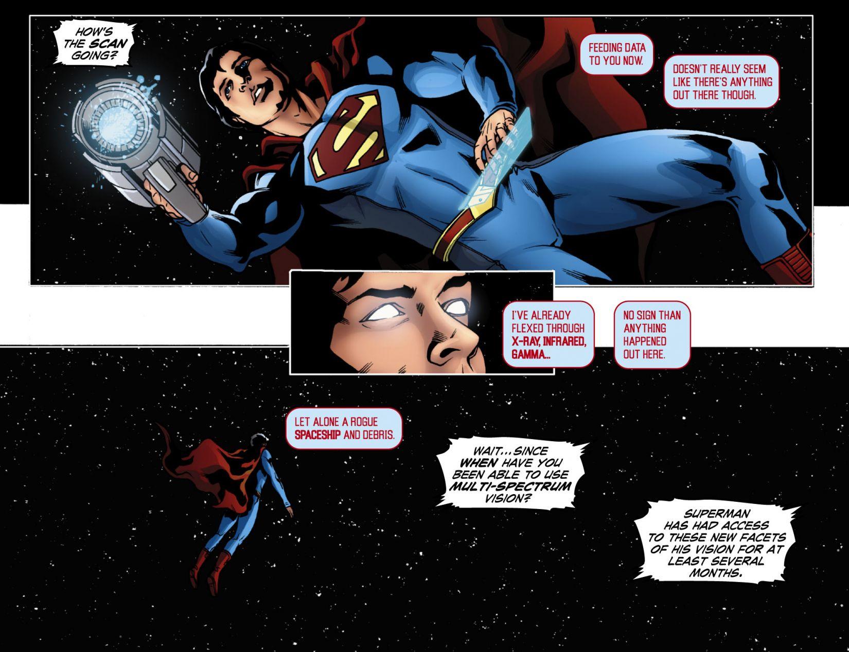 Read online Smallville: Season 11 comic -  Issue #4 - 10