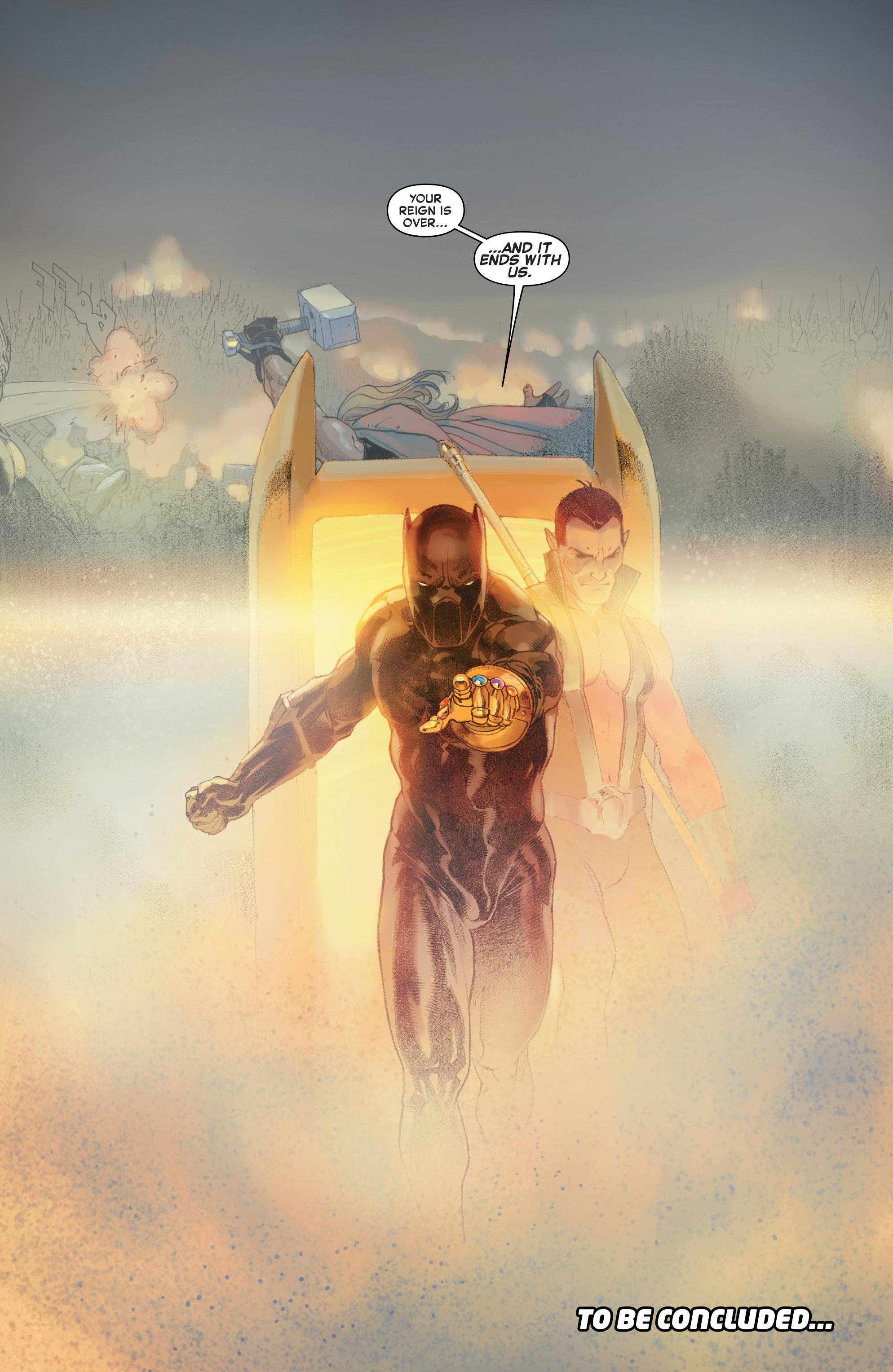 Read online Secret Wars comic -  Issue #8 - 25