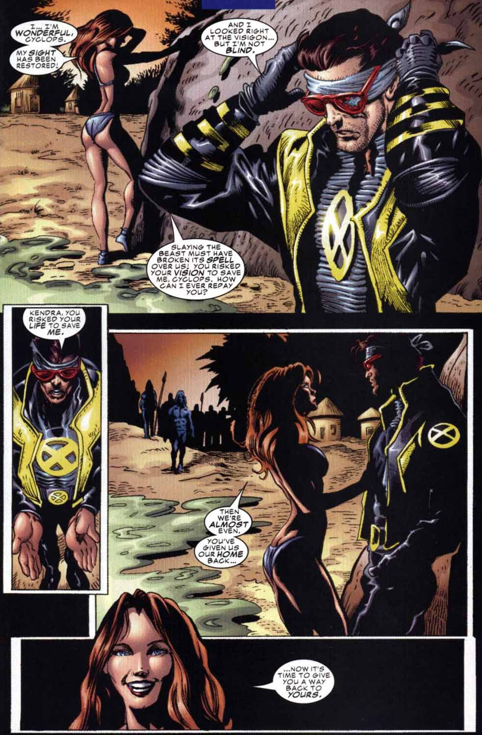 Read online Cyclops (2001) comic -  Issue #3 - 21