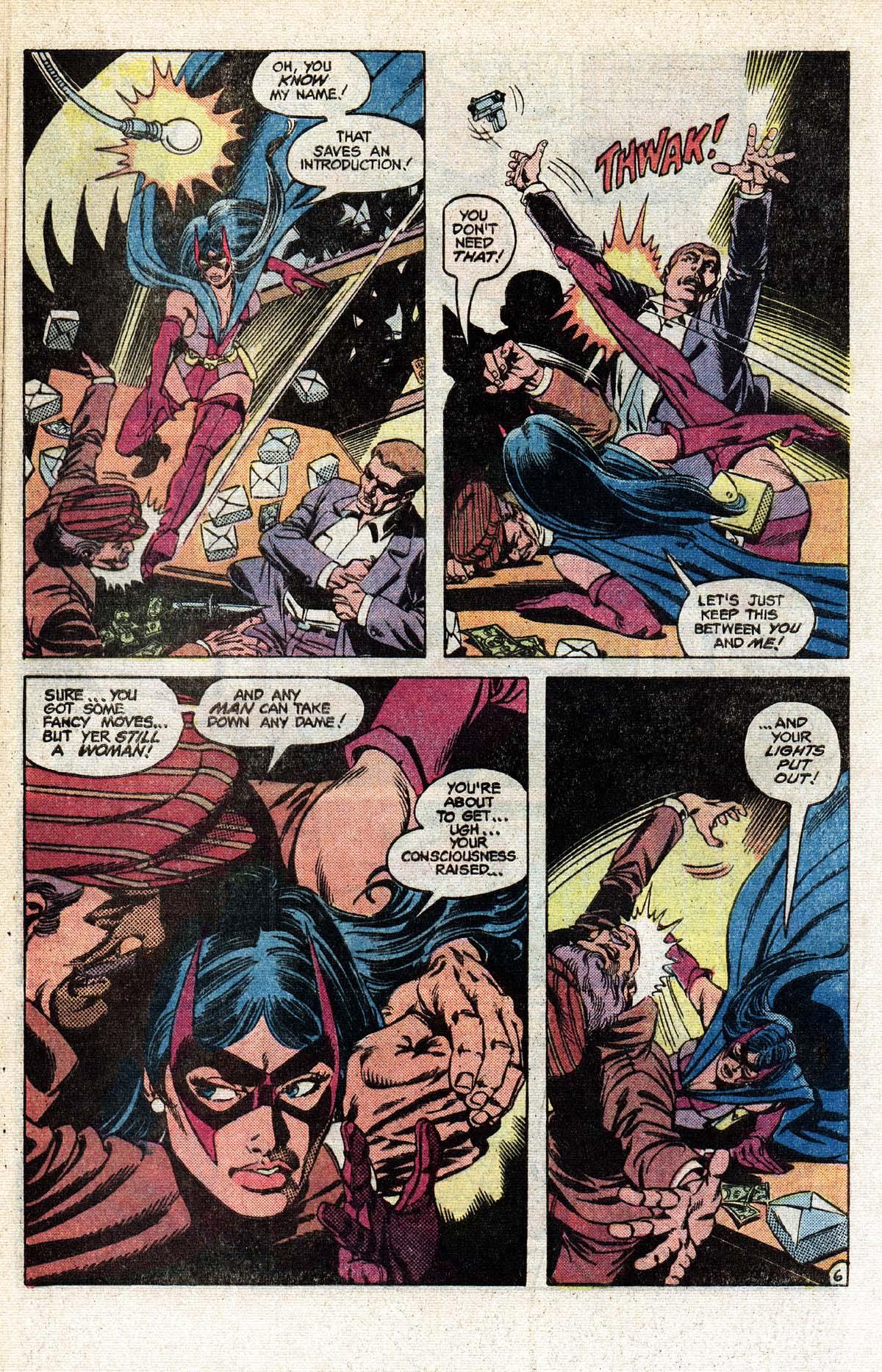 Read online Wonder Woman (1942) comic -  Issue #296 - 26