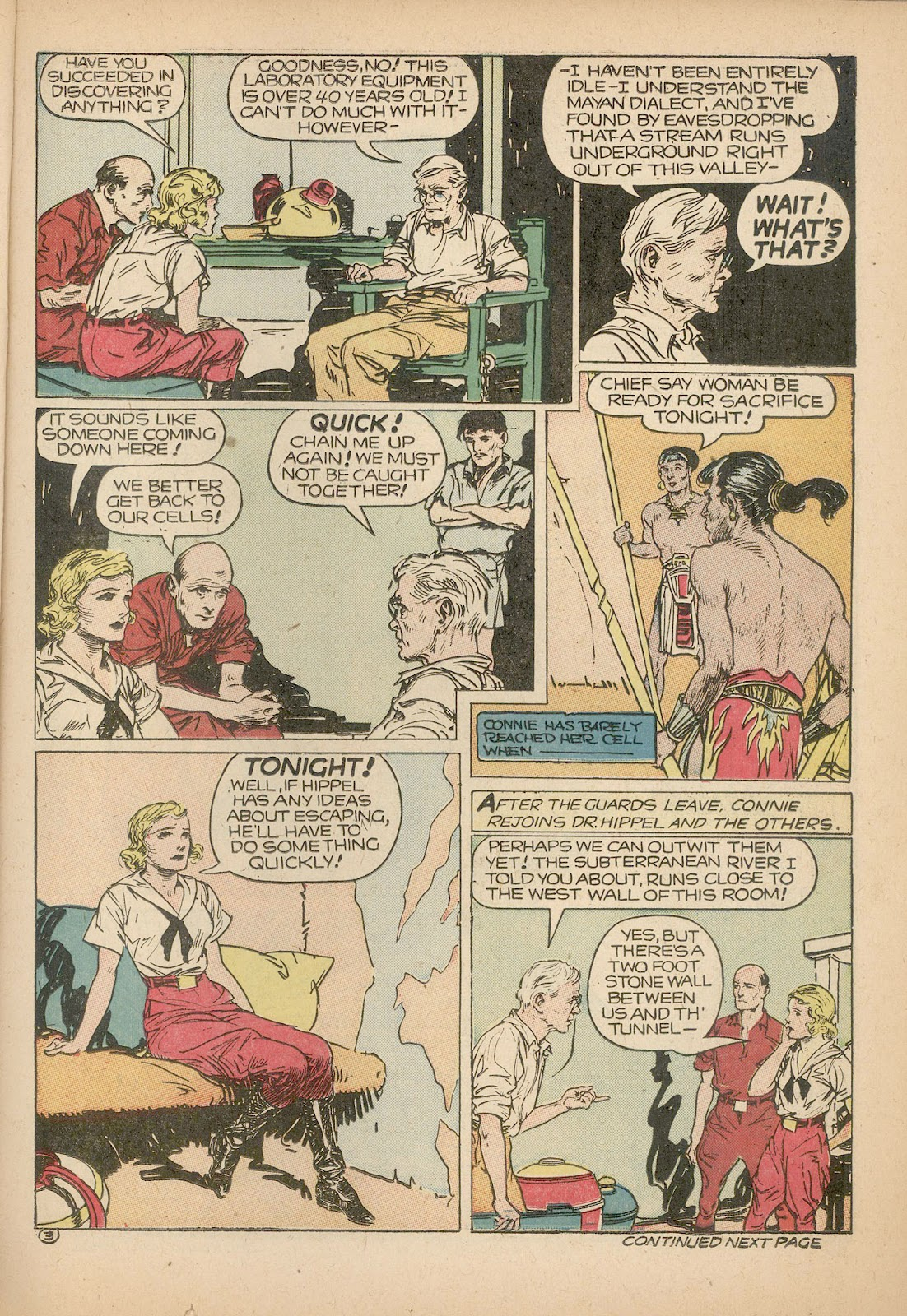 Read online Famous Funnies comic -  Issue #98 - 15