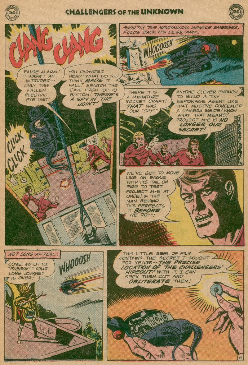 Challengers of the Unknown (1958) issue 40 - Page 22