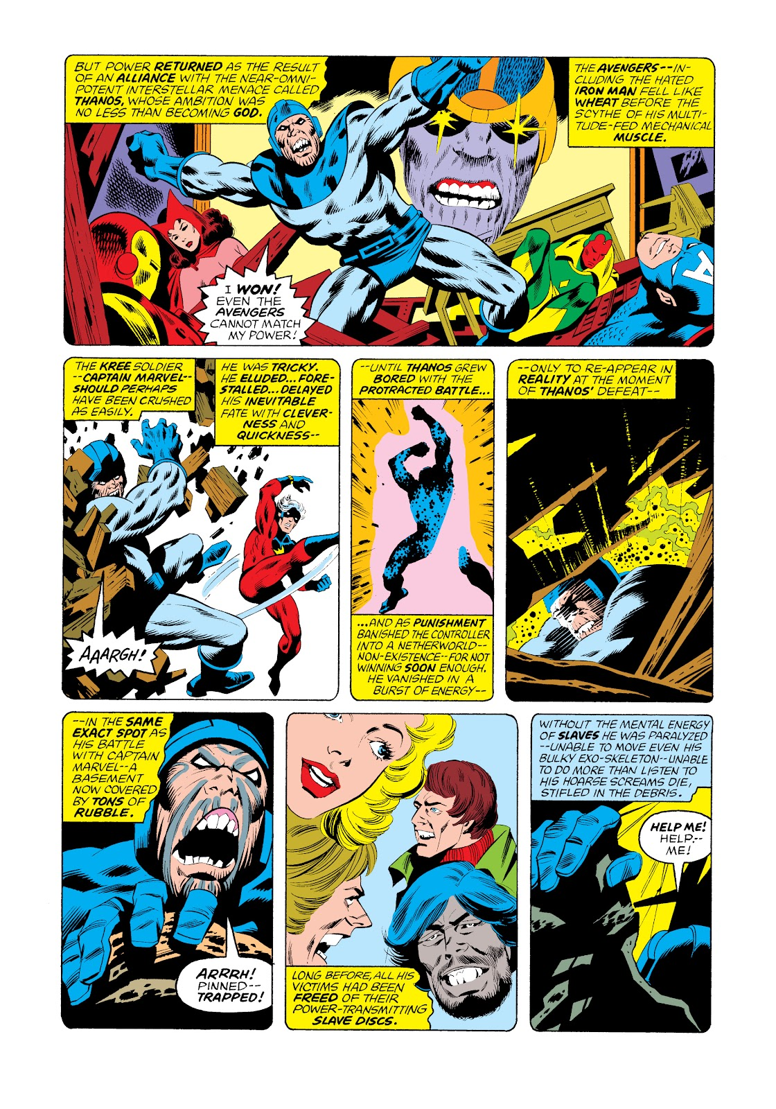 Read online Marvel Masterworks: The Invincible Iron Man comic -  Issue # TPB 11 (Part 2) - 98