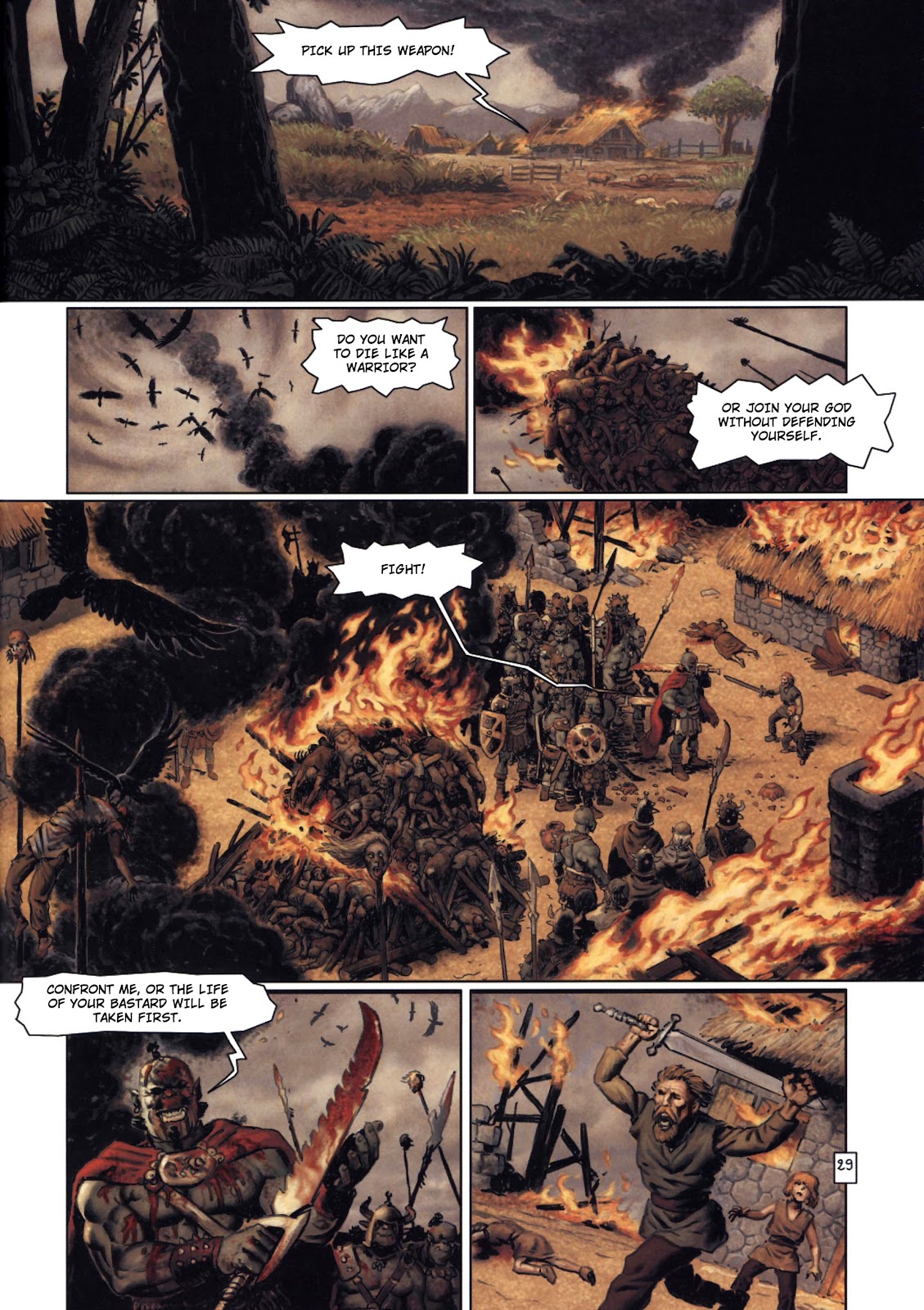 Read online Orks comic -  Issue #2 - 32