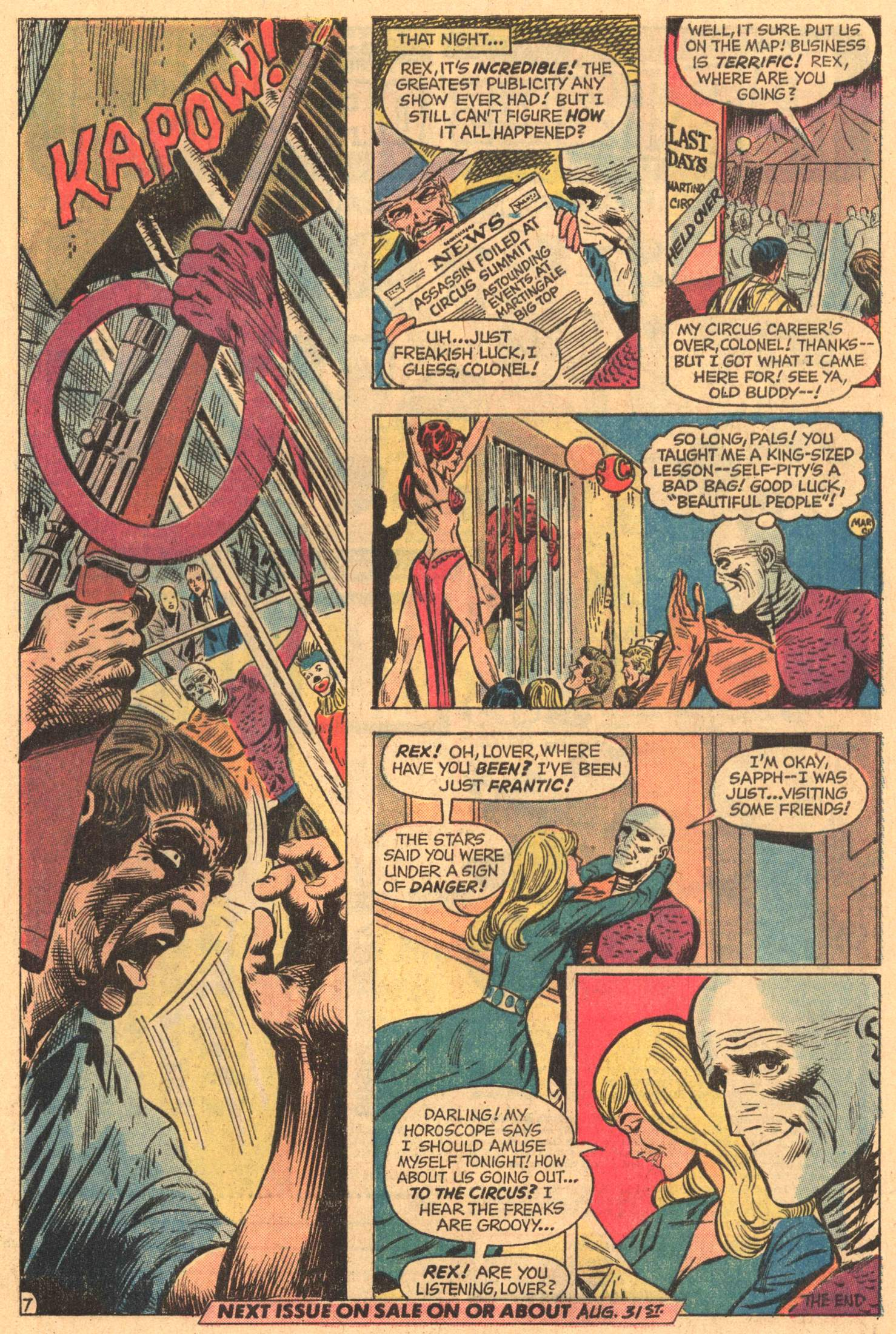 Read online Action Comics (1938) comic -  Issue #416 - 32