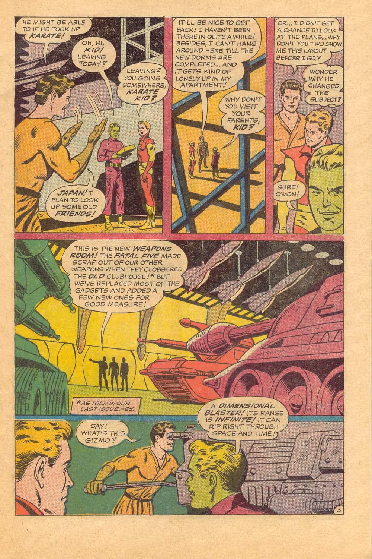 Read online Adventure Comics (1938) comic -  Issue #367 - 6