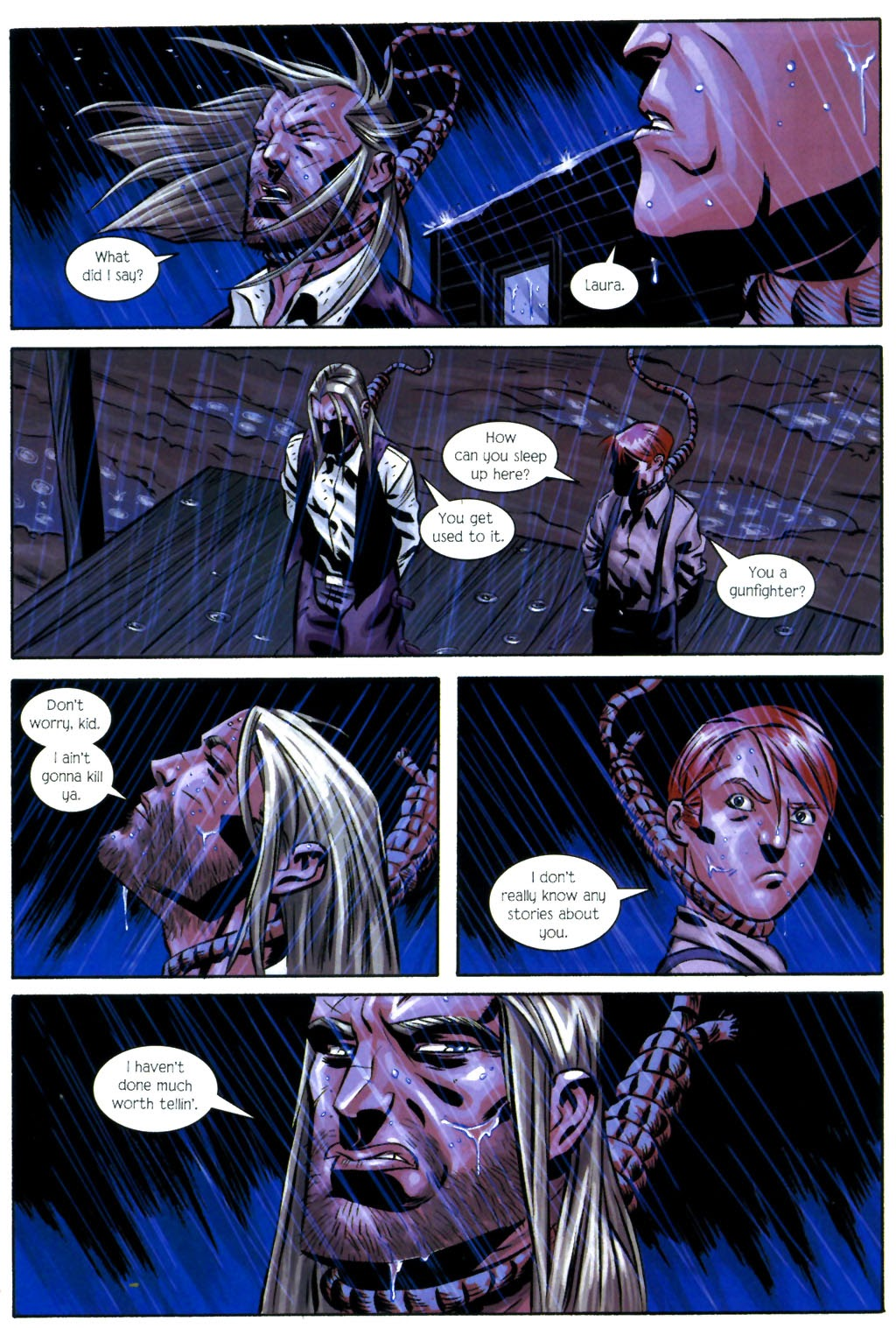 Read online The Ballad of Sleeping Beauty comic -  Issue #1 - 15