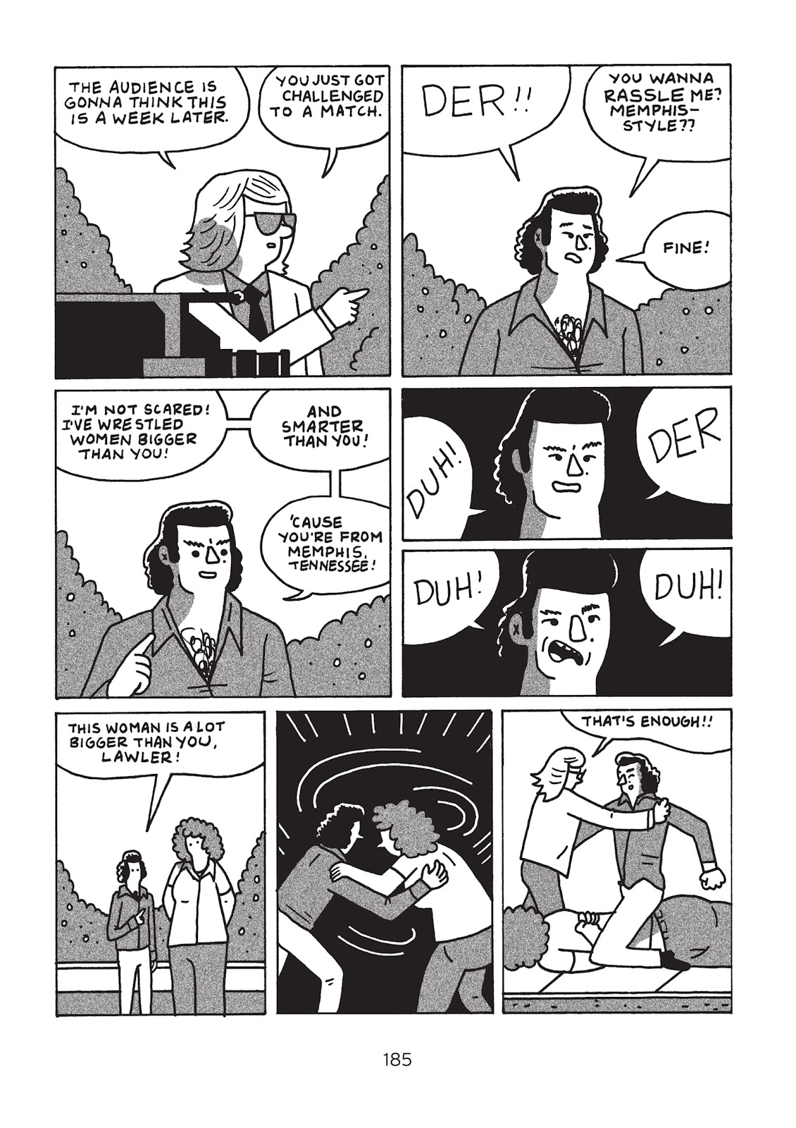 Read online Is This Guy For Real?: The Unbelievable Andy Kaufman comic -  Issue # TPB (Part 2) - 90