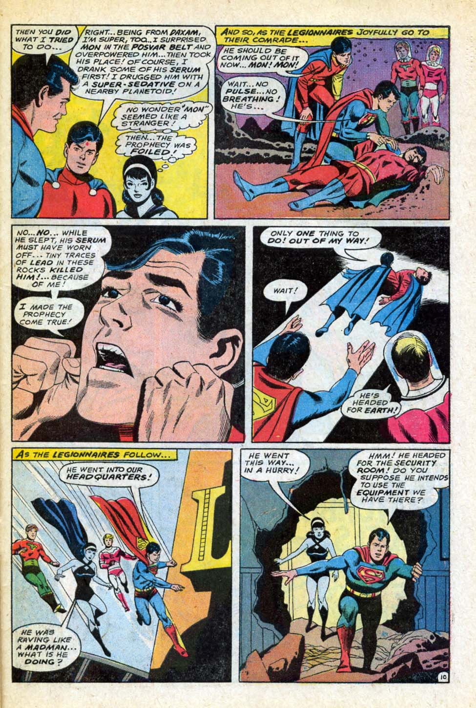 Read online Action Comics (1938) comic -  Issue #384 - 31