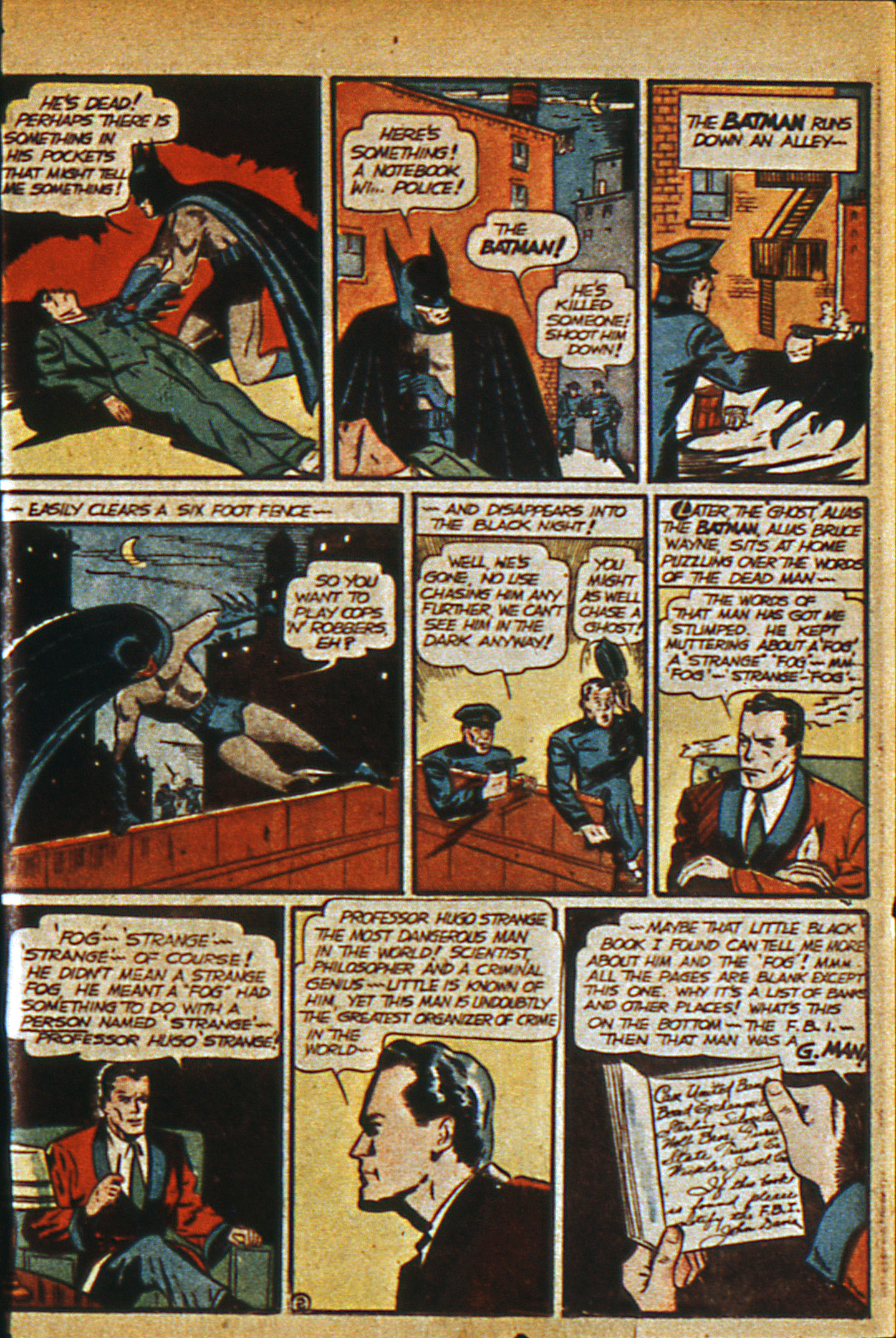 Read online Detective Comics (1937) comic -  Issue #36 - 6