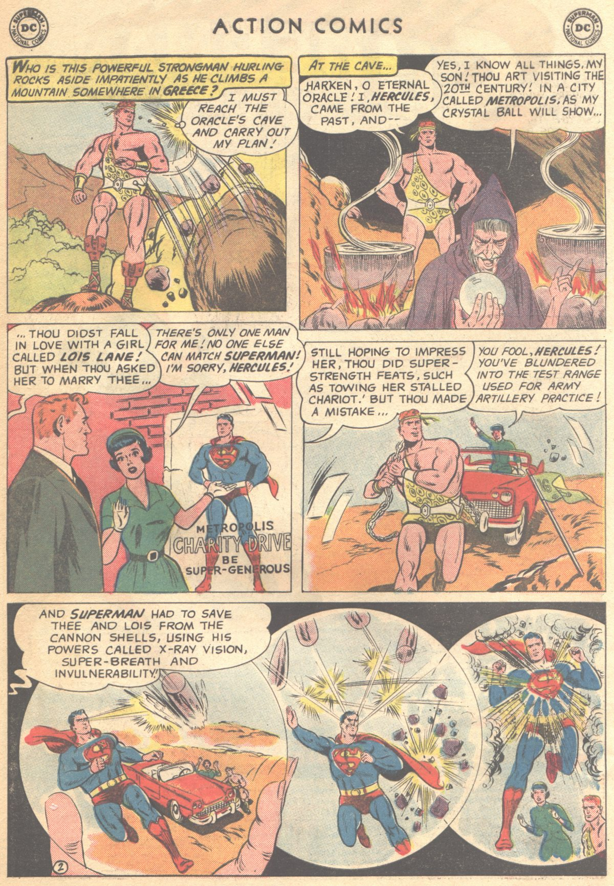 Read online Action Comics (1938) comic -  Issue #268 - 4