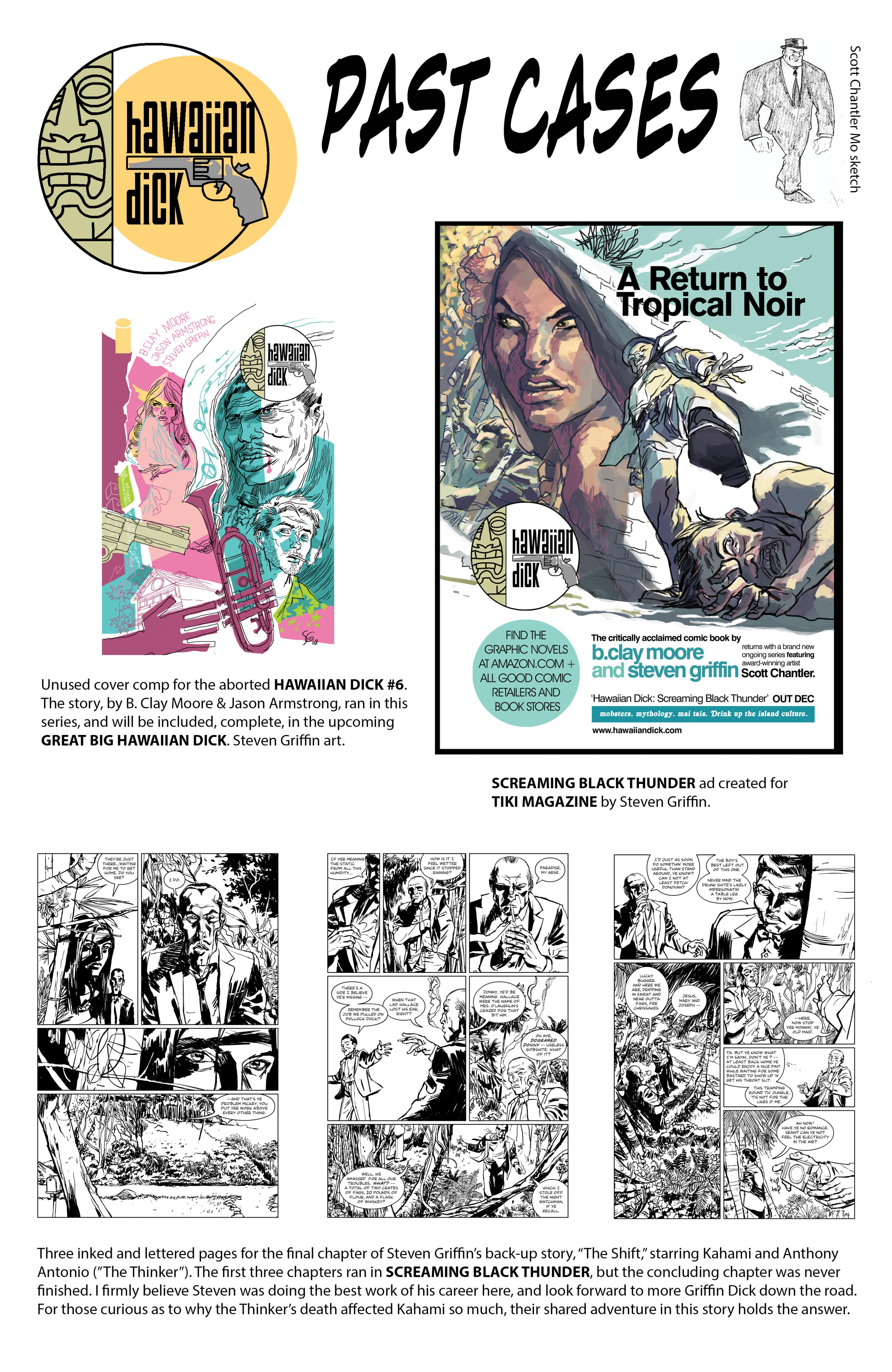 Read online Aloha, Hawaiian Dick comic -  Issue #4 - 22