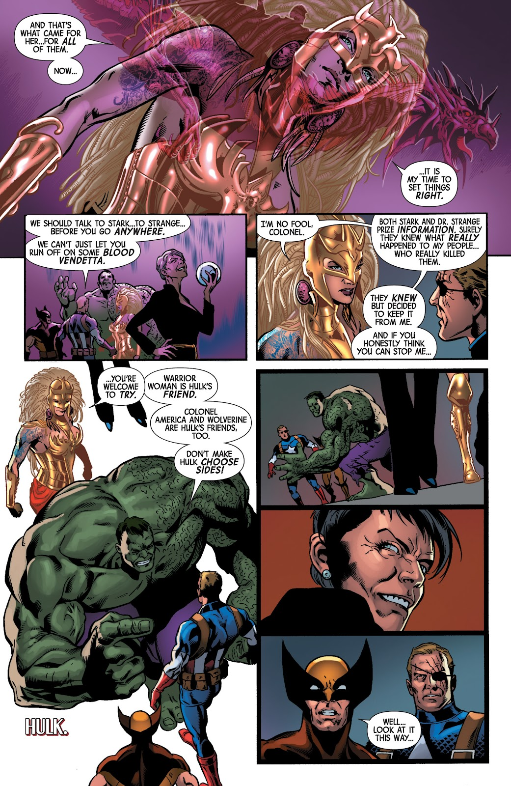 Read online Age of Ultron Companion comic -  Issue # TPB (Part 2) - 66