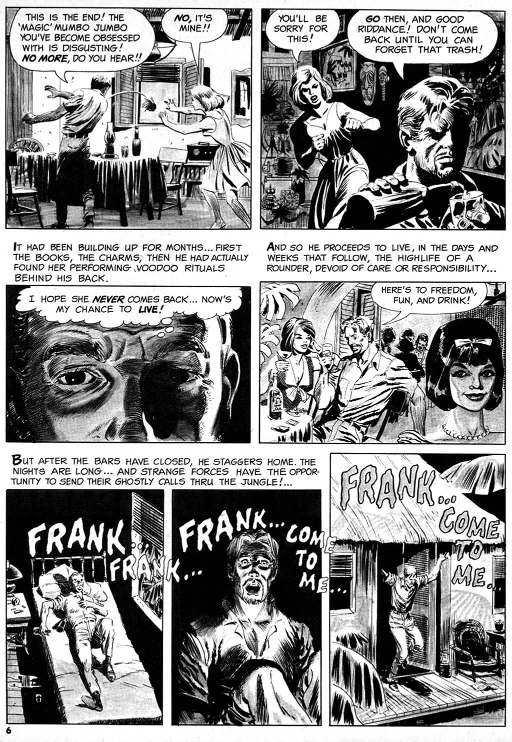 Creepy (1964) Issue #1 #1 - English 6