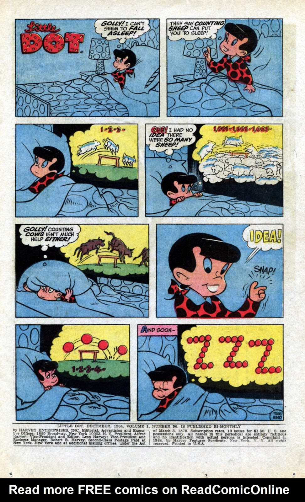 Little Dot (1953) issue 96 - Page 3