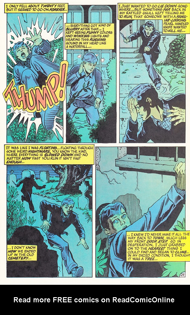 Read online Twisted Tales (1987) comic -  Issue # Full - 27