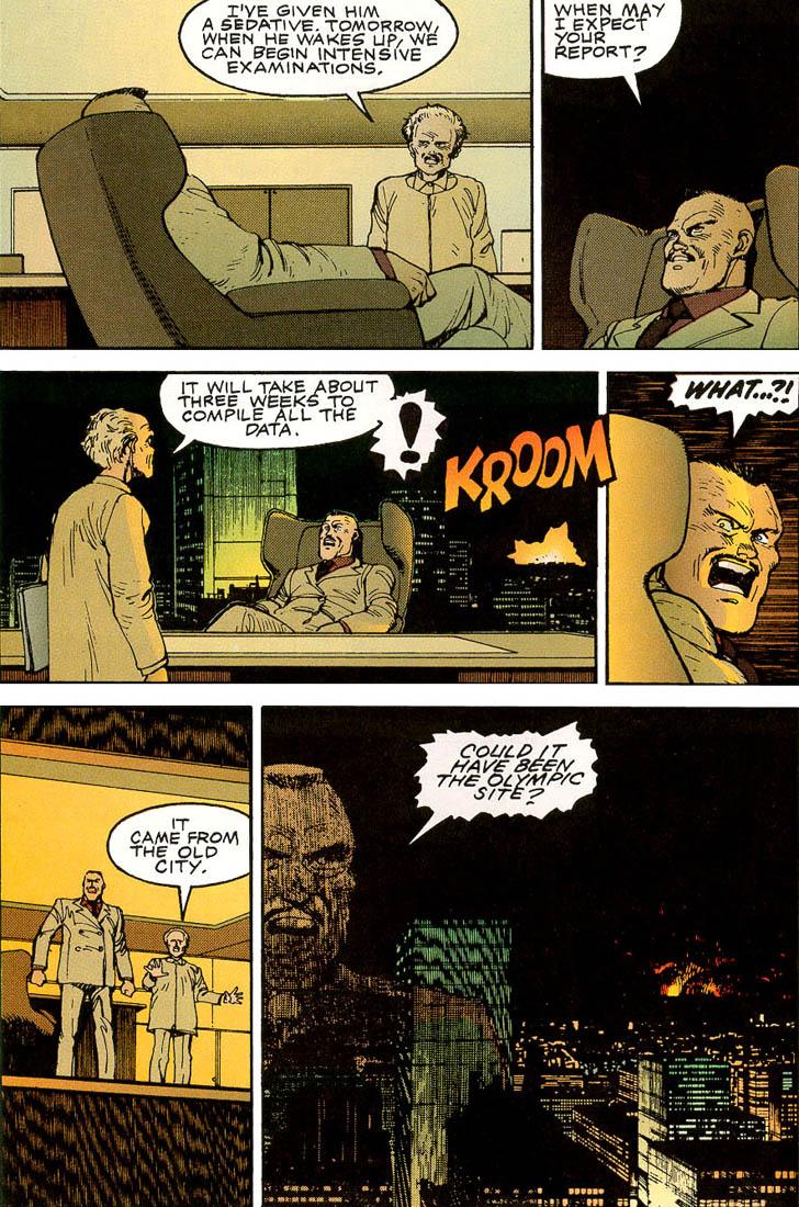 Read online Akira comic -  Issue #3 - 24