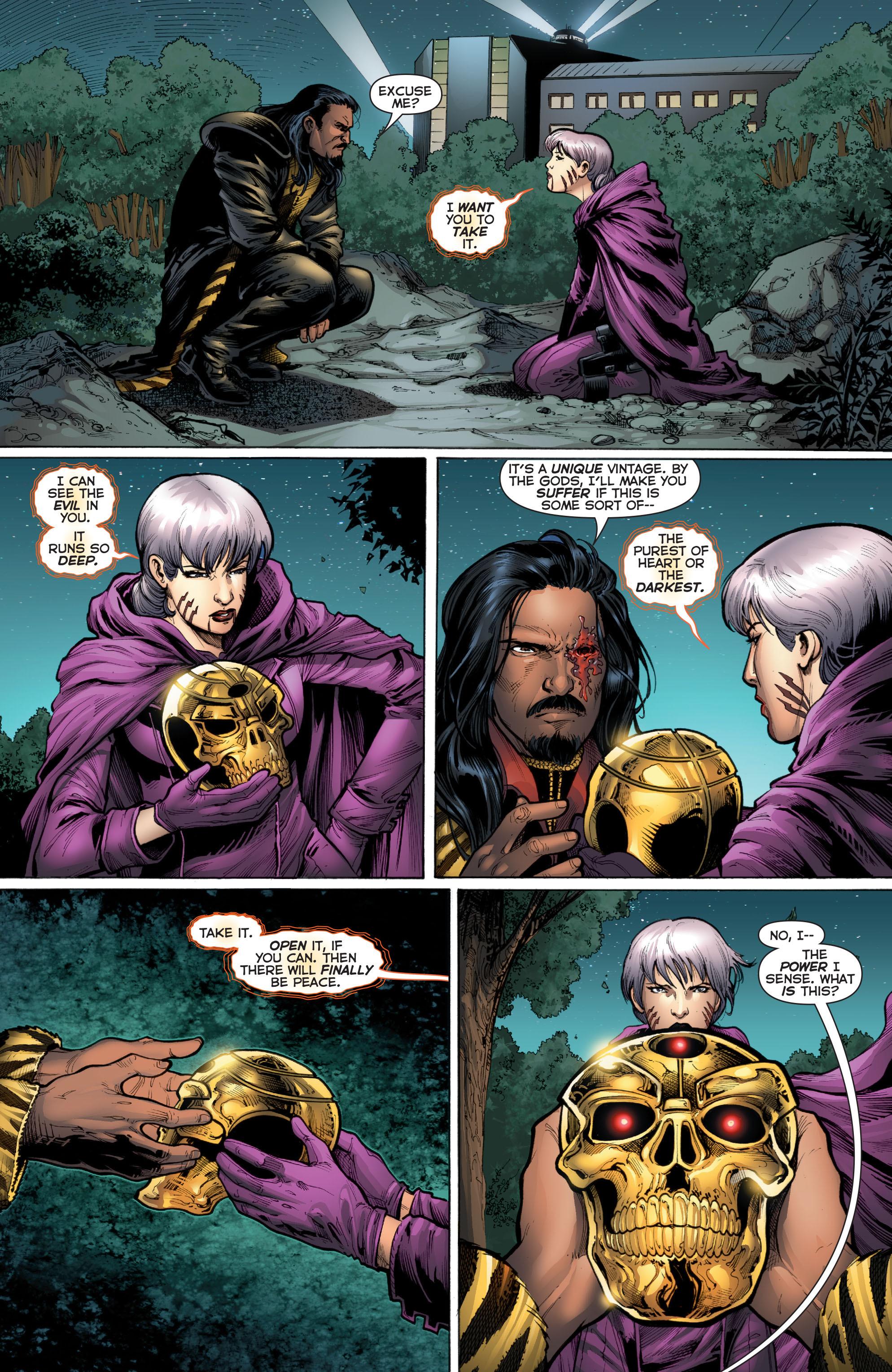 Read online Trinity of Sin: Pandora comic -  Issue #2 - 18